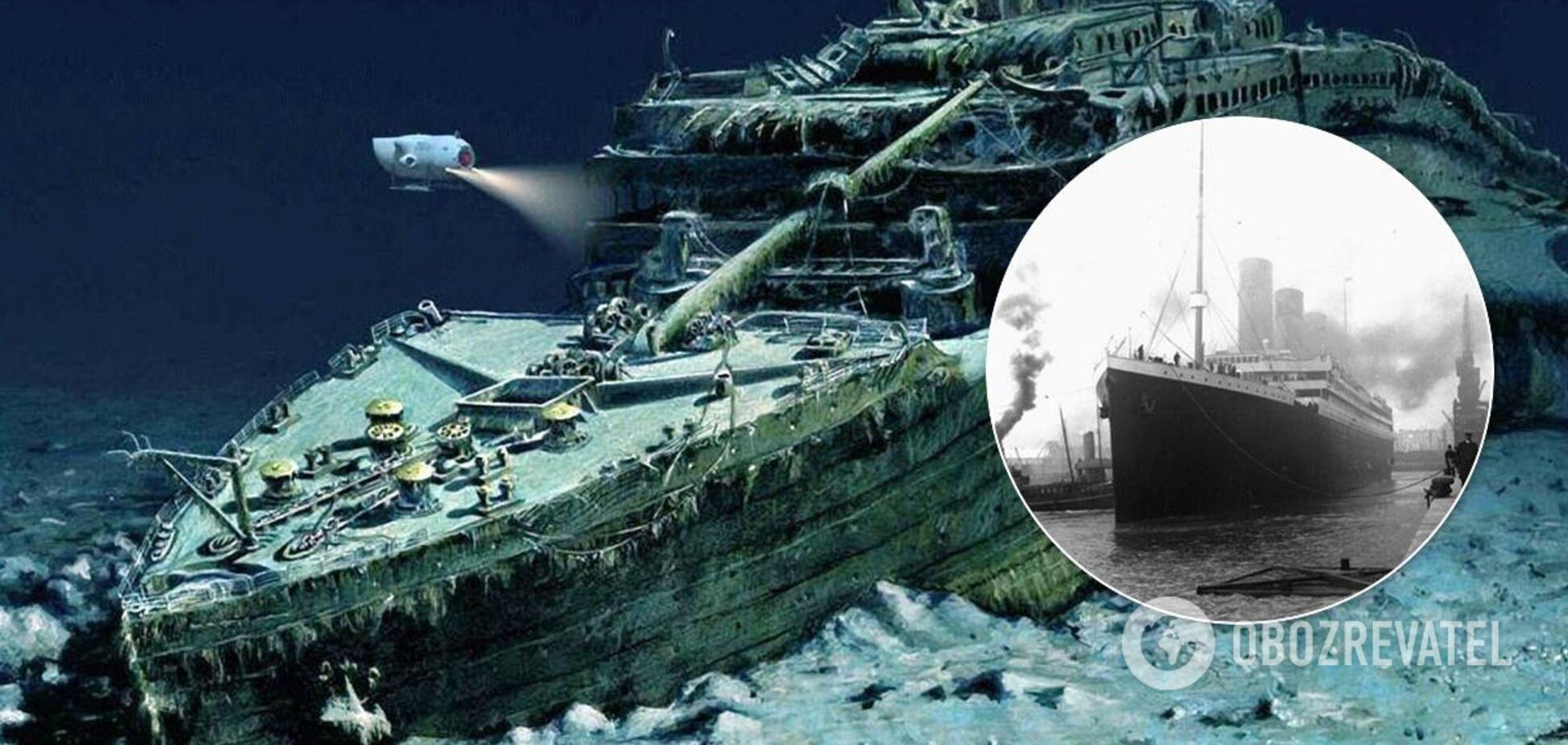 Легендарний 'Титанік'