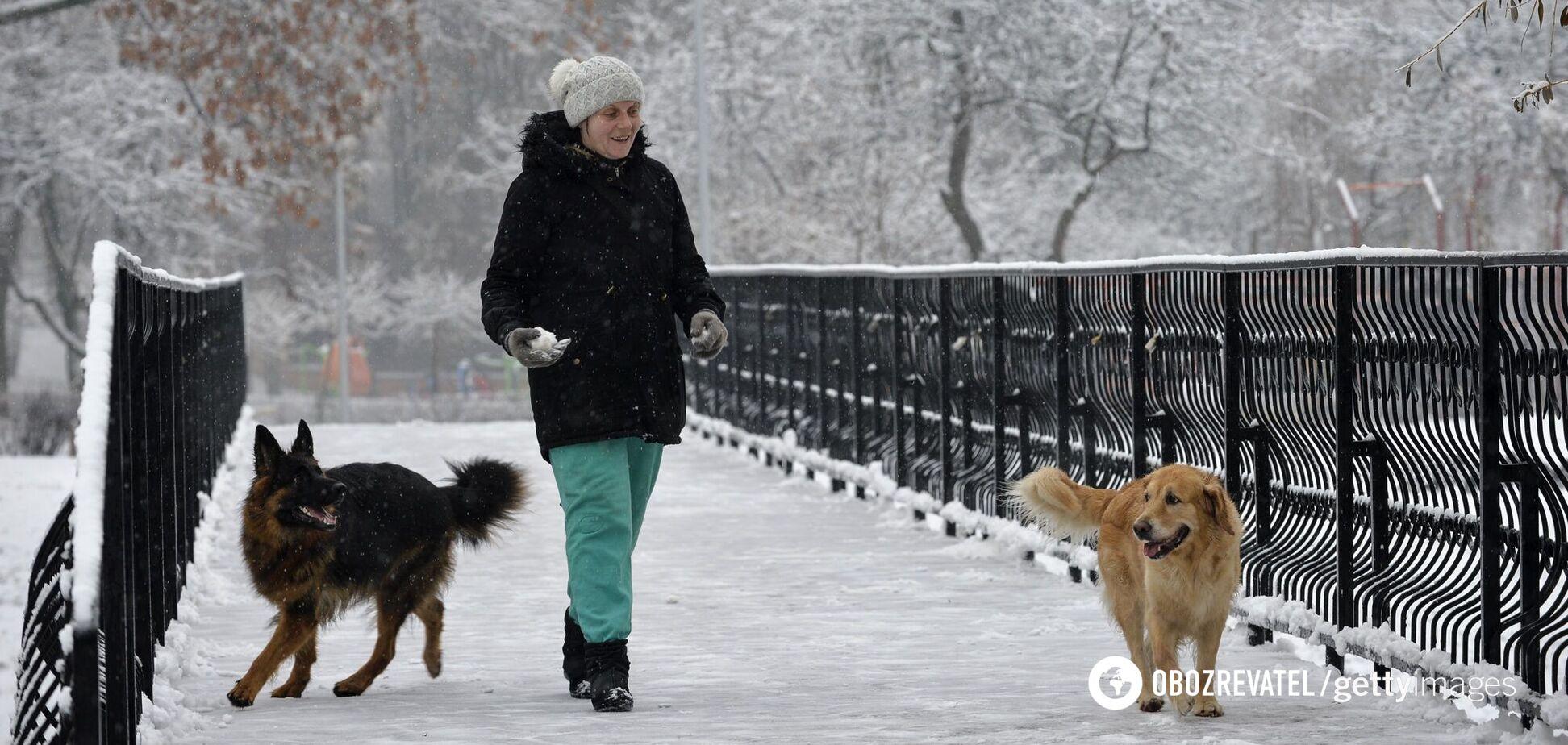 Синоптики сообщили, где в Украине ударят морозы до -10