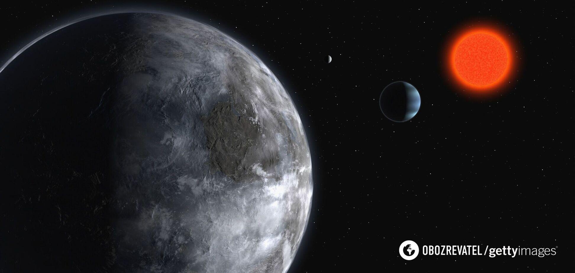 Астрономы разгадали тайну происхождения 'ушей' Галактики