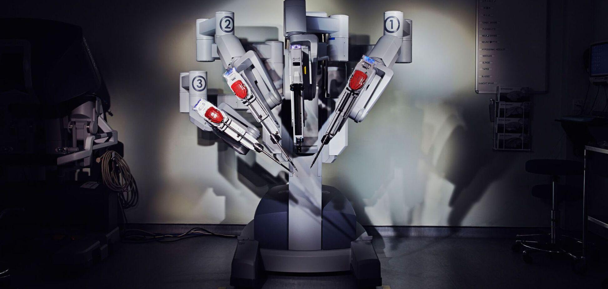 Робот Da Vinci