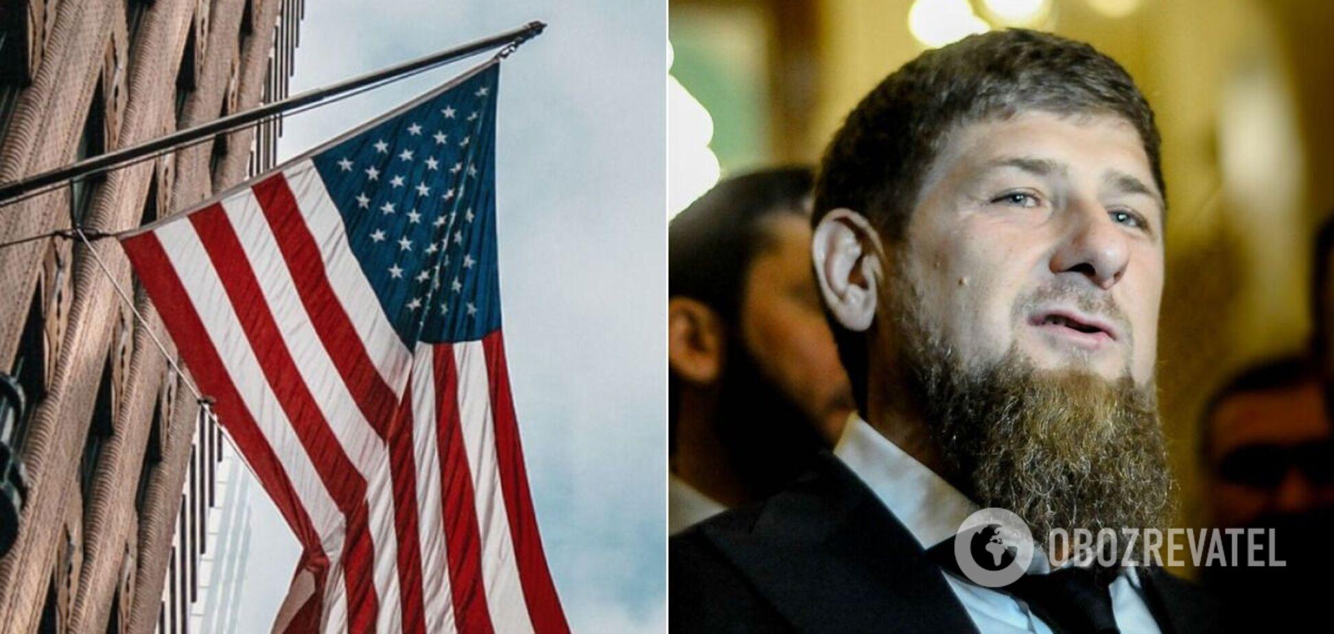 США вдарили по Кадирову санкціями