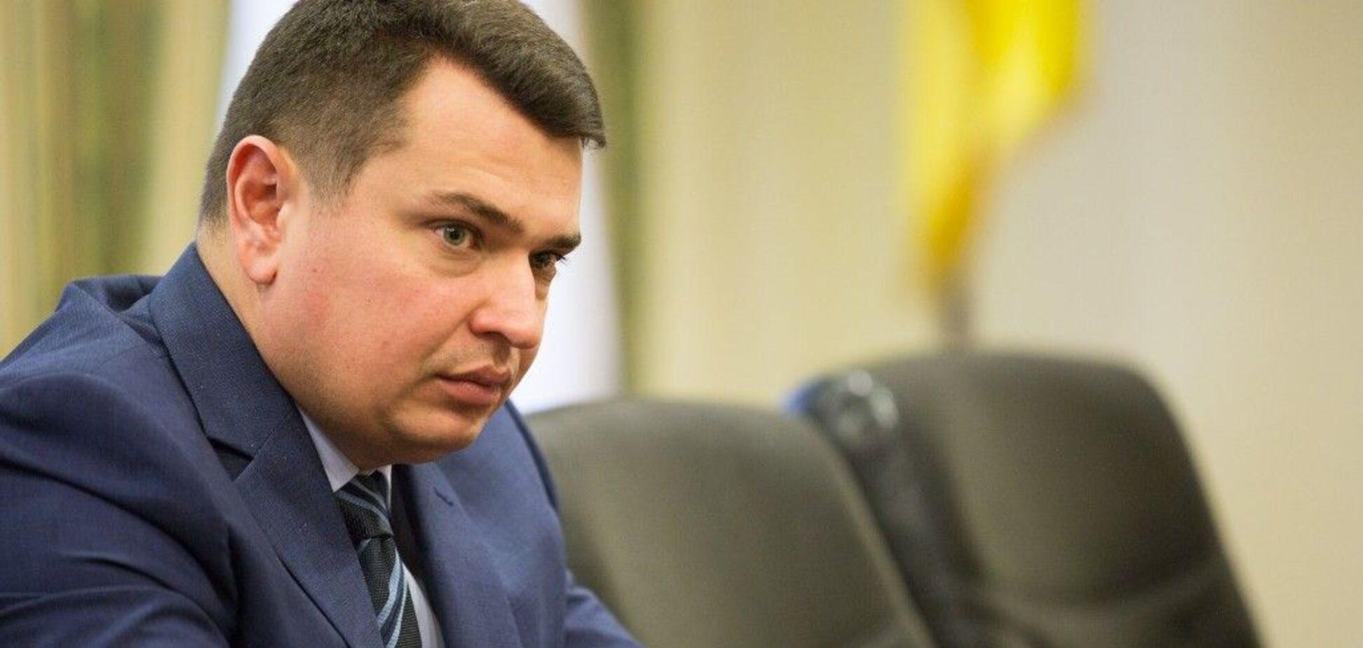 Украинцы требуют освободить Сытника с должности