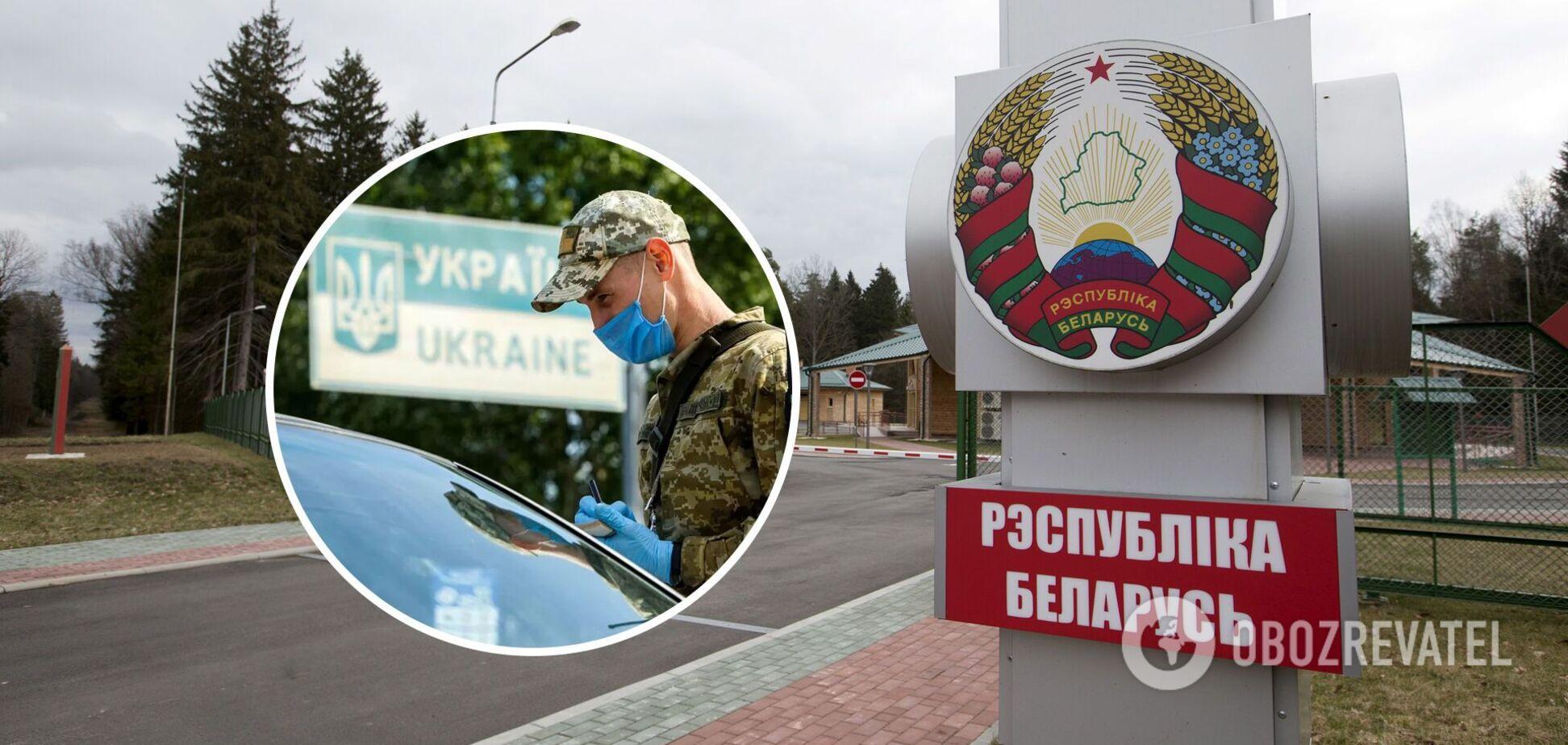 Белорусские власти приостанавливают выезд граждан через наземные границы страны