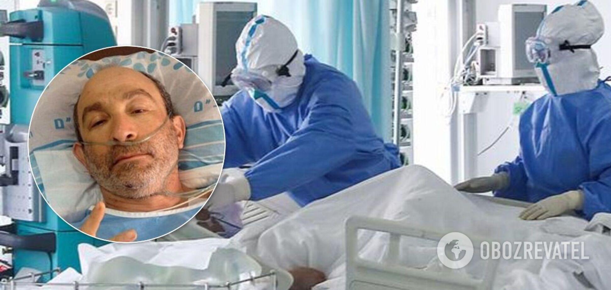 У Кернеса в больнице отказала вторая почка, он на диализе