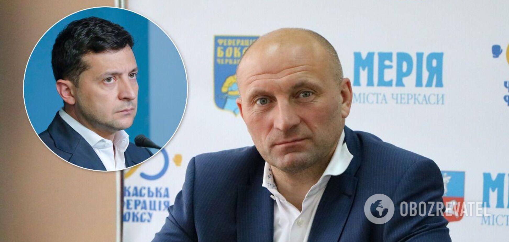Бондаренко назвав себе 'гарячою людиною'