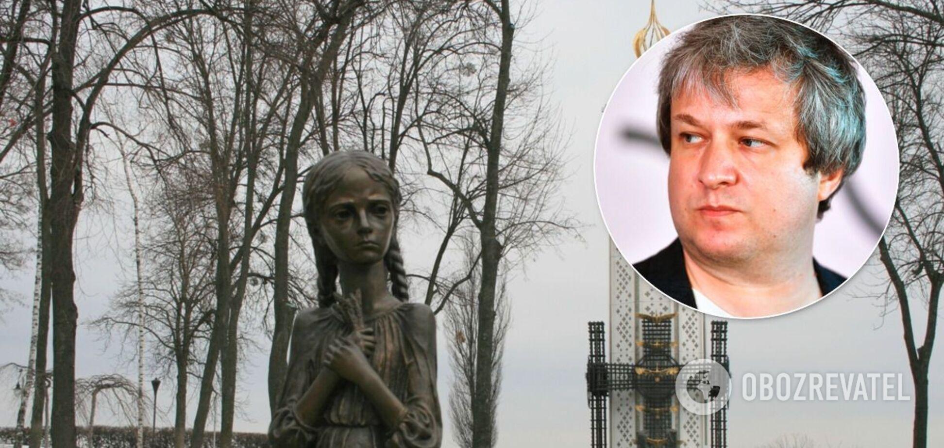 Племінниці Антона Долина не дали розповісти про Голодомор в Україні