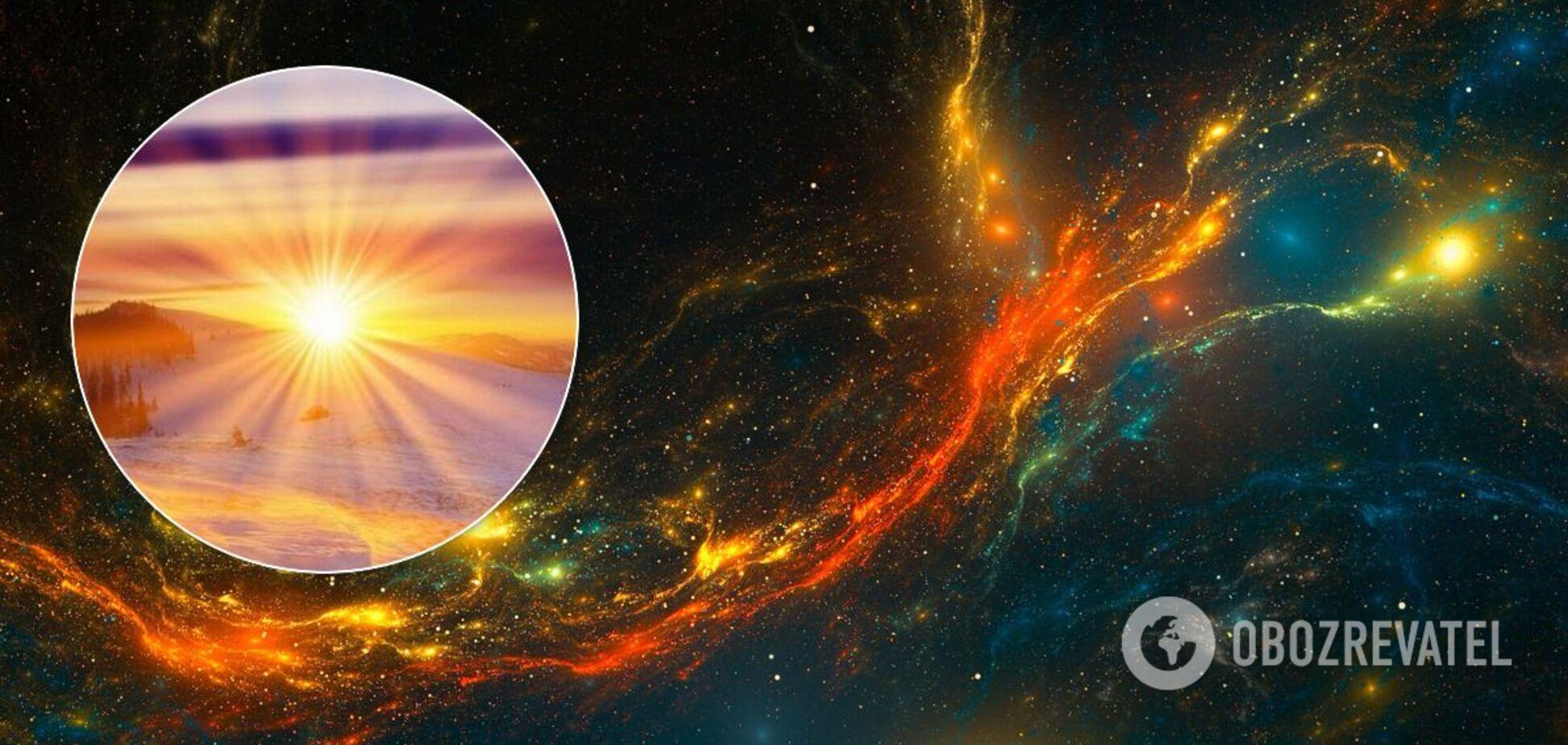 Три сюрприза зимнего солнцестояния 2020 года