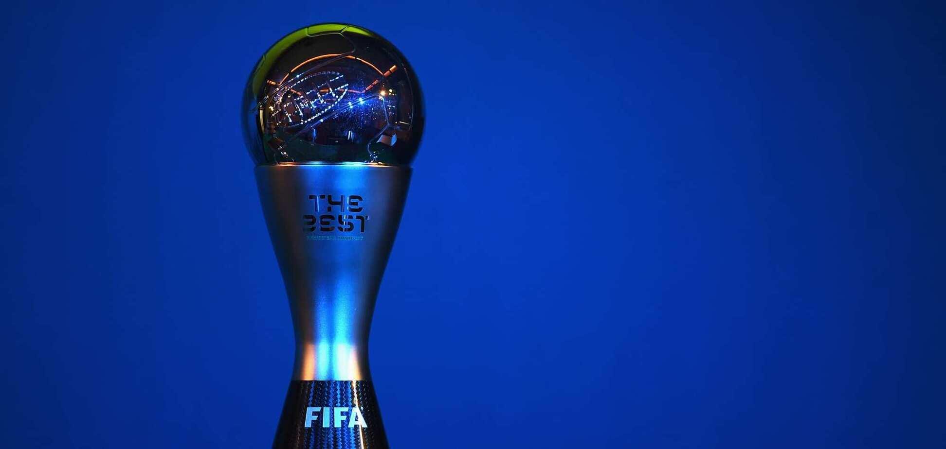 Приз найкращому футболістові року за версією ФІФА