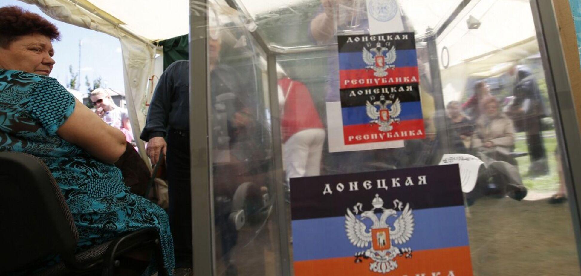 'Референдуми' про відокремлення 'Л/ДНР' відбулися в 2014 році