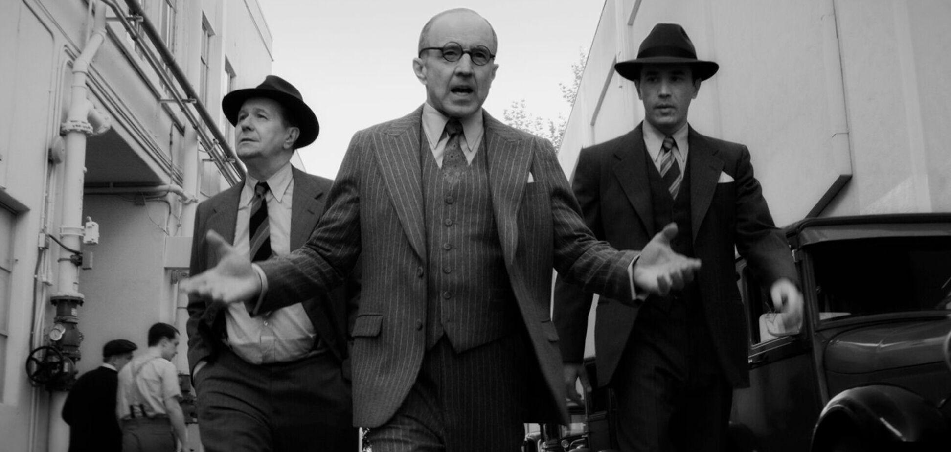 Фільм 'Манк': про що відома кінострічка і де дивитися