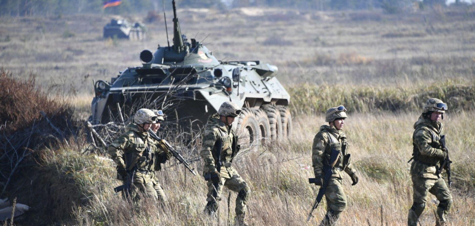 Азербайджан пішов у наступ у Нагірному Карабасі