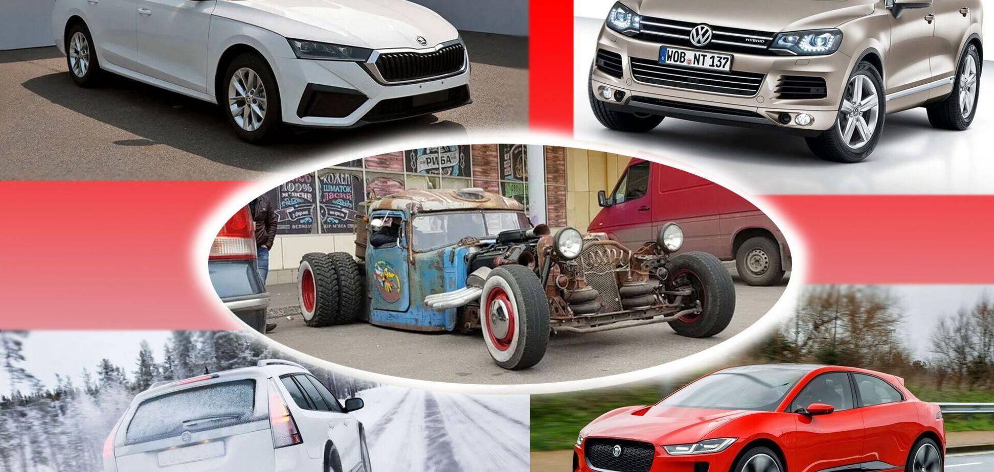 Мастило за $21 000, найнадійніші SUV та Octavia Pro: дайджест тижня
