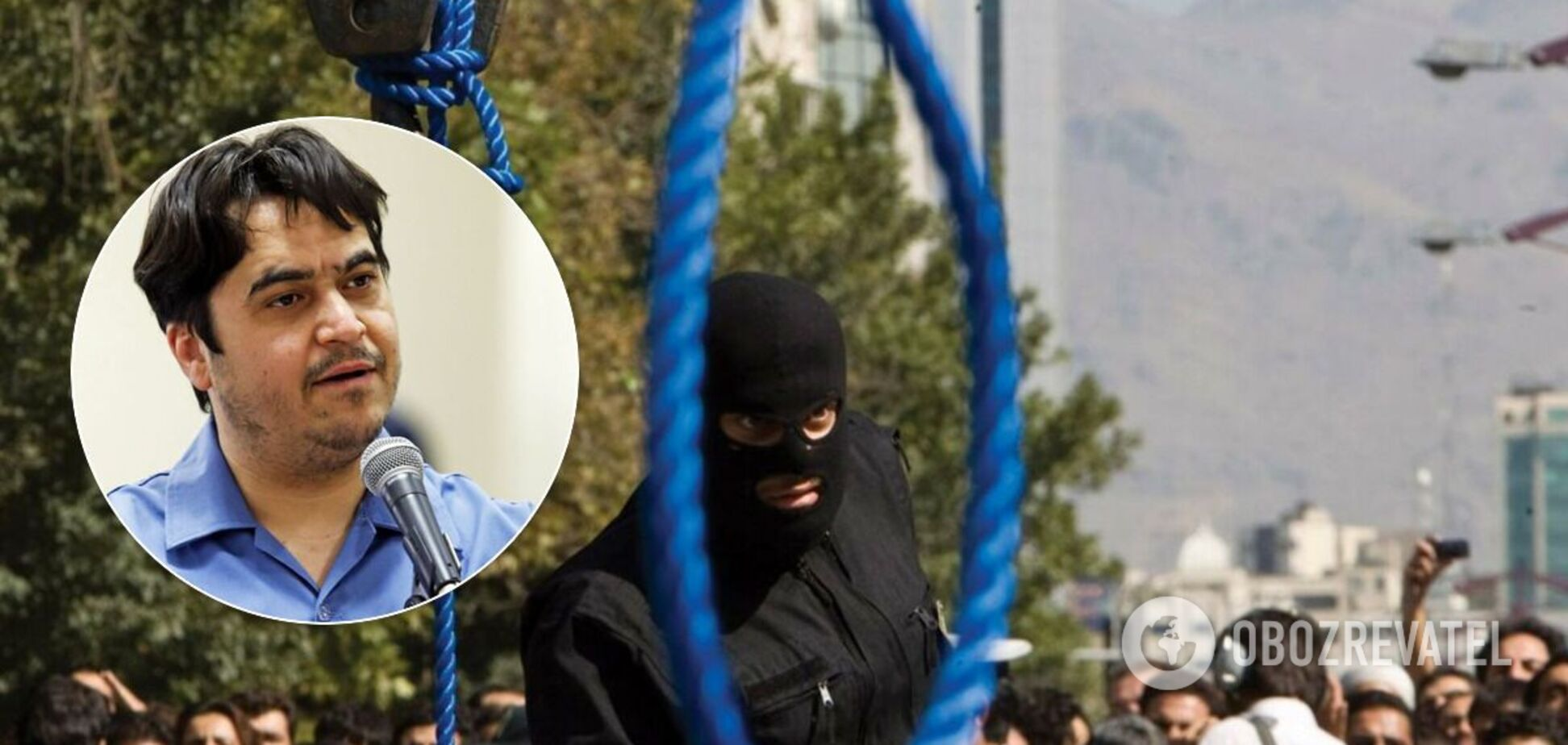 В Ірані за 'роботу на Захід' стратили опозиційного журналіста