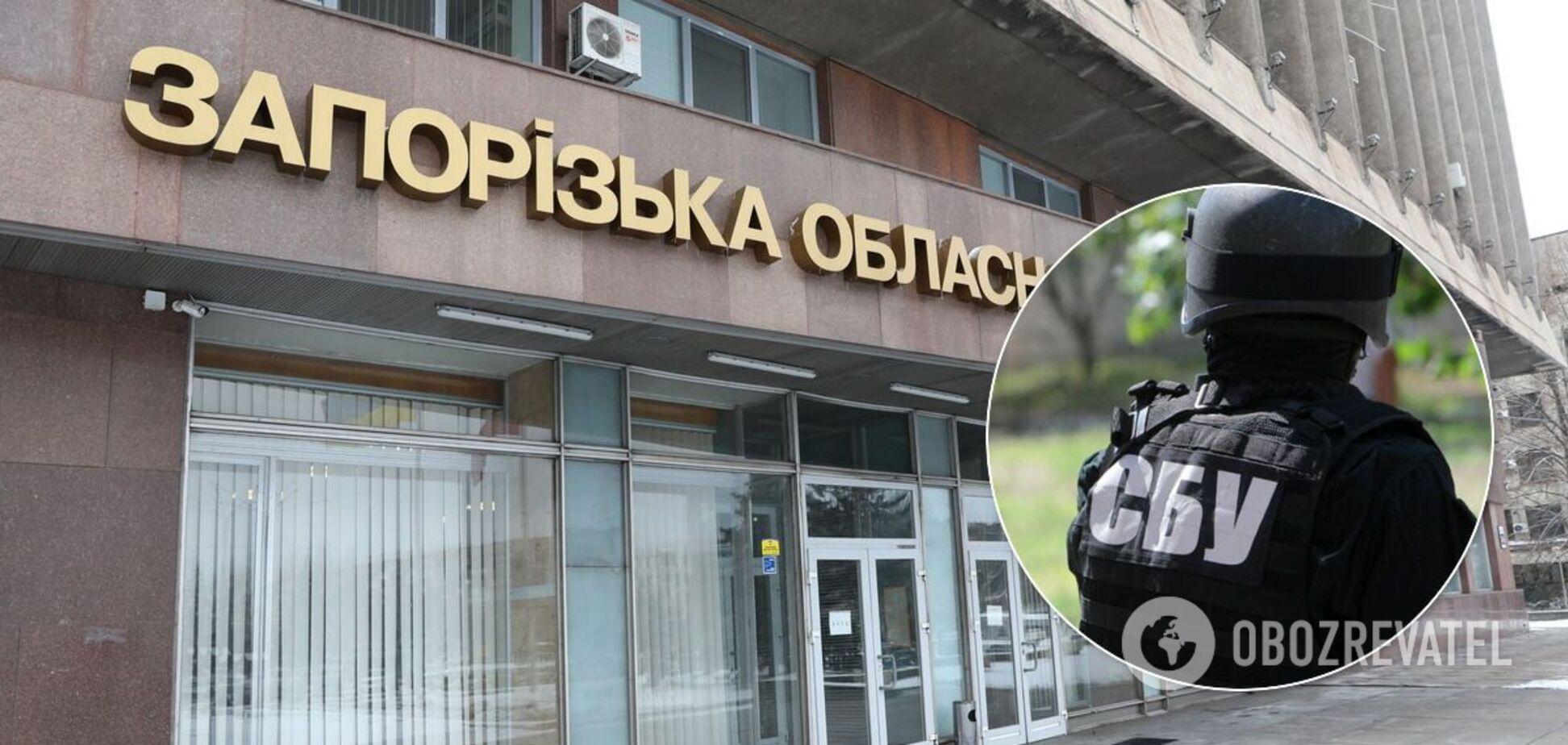 Депутат заявил о попытке создания 'Запорожской народной республики' и обратился к СБУ