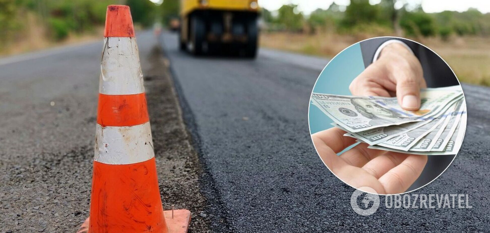 На Черкащині на будівництві доріг розікрали майже сім млн грн