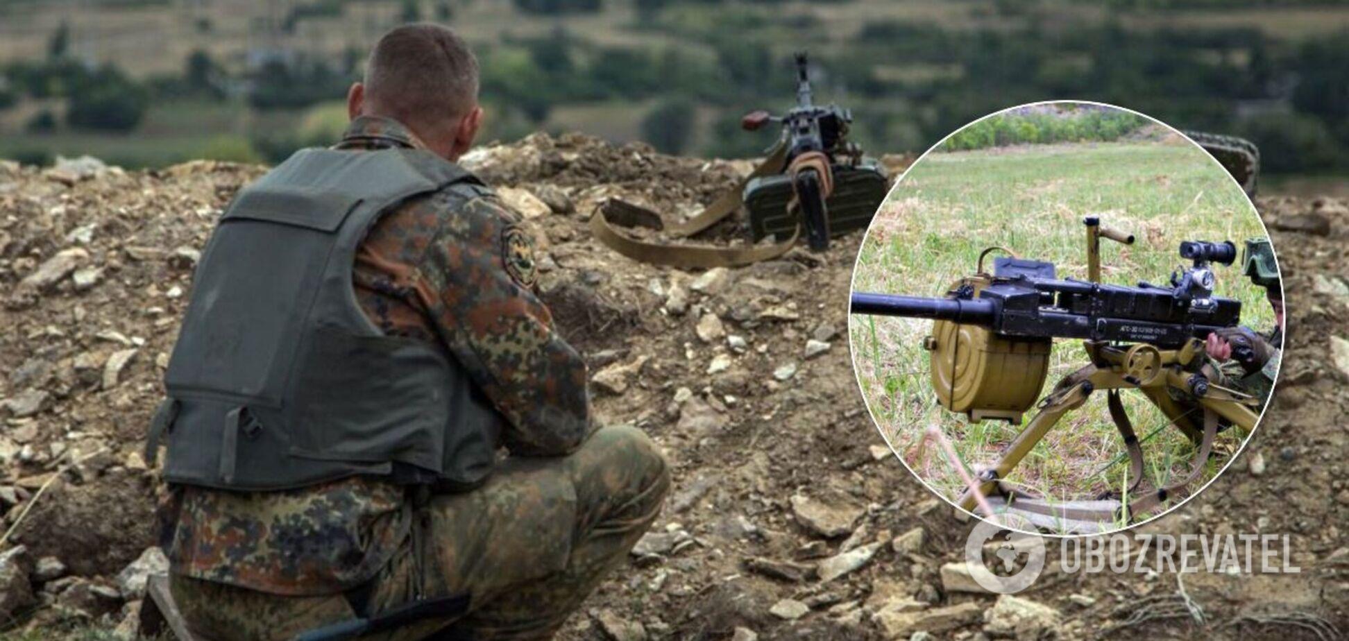 Террористы трижды обстреляли ВСУ на Донбассе – штаб ООС