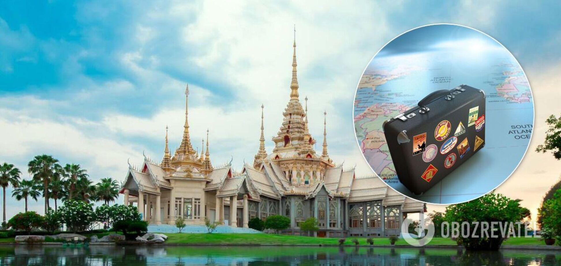 Таиланд упростит визовый режим для туристов