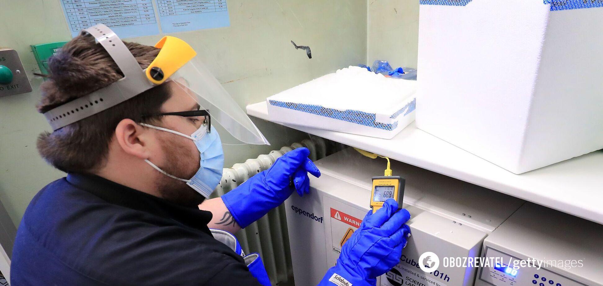 COVAX одобрила получение Украиной вакцины от коронавируса. Документ