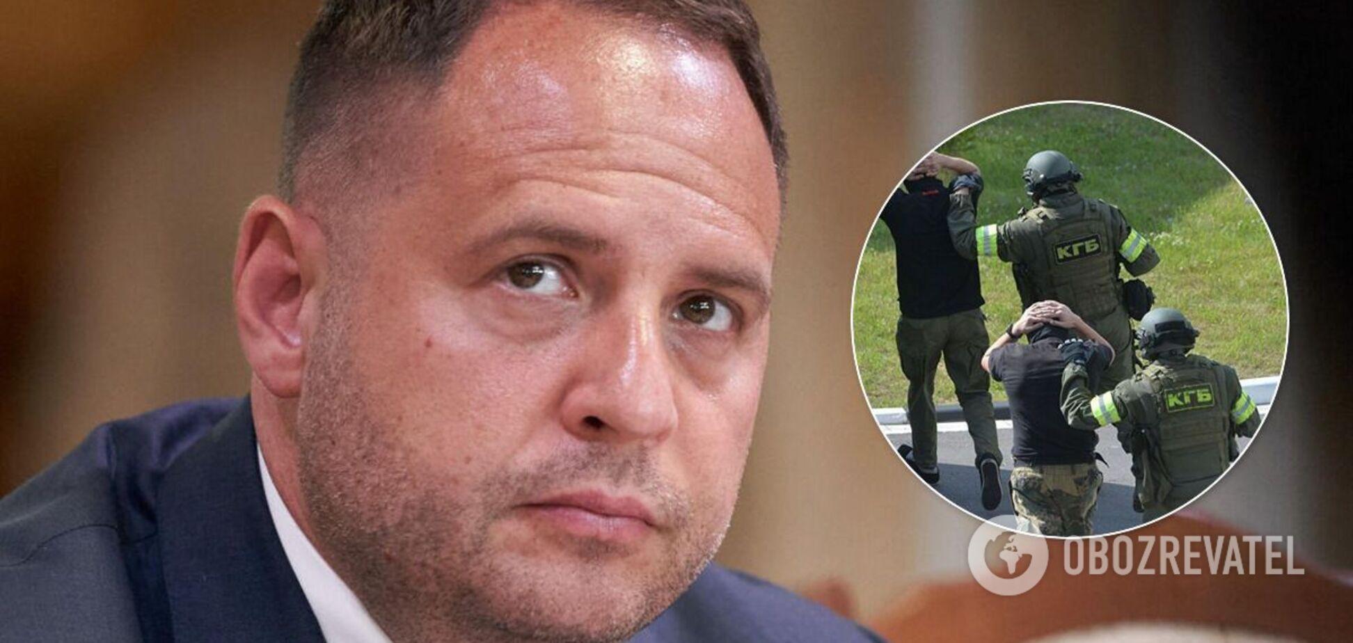 Єрмак безпосередньо причетний до зриву операції із затримання 'вагнерівців', – Бутусов