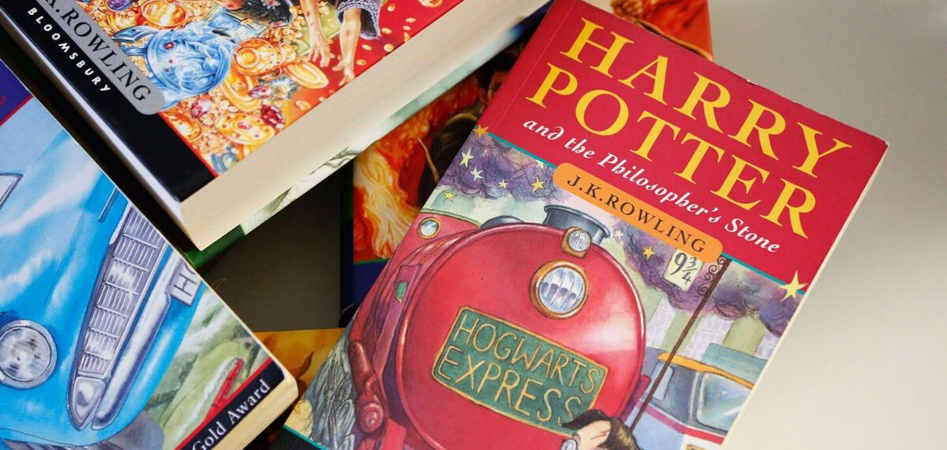 Первое издание 'Гарри Поттера' продали на аукционе за 90 тысяч долларов