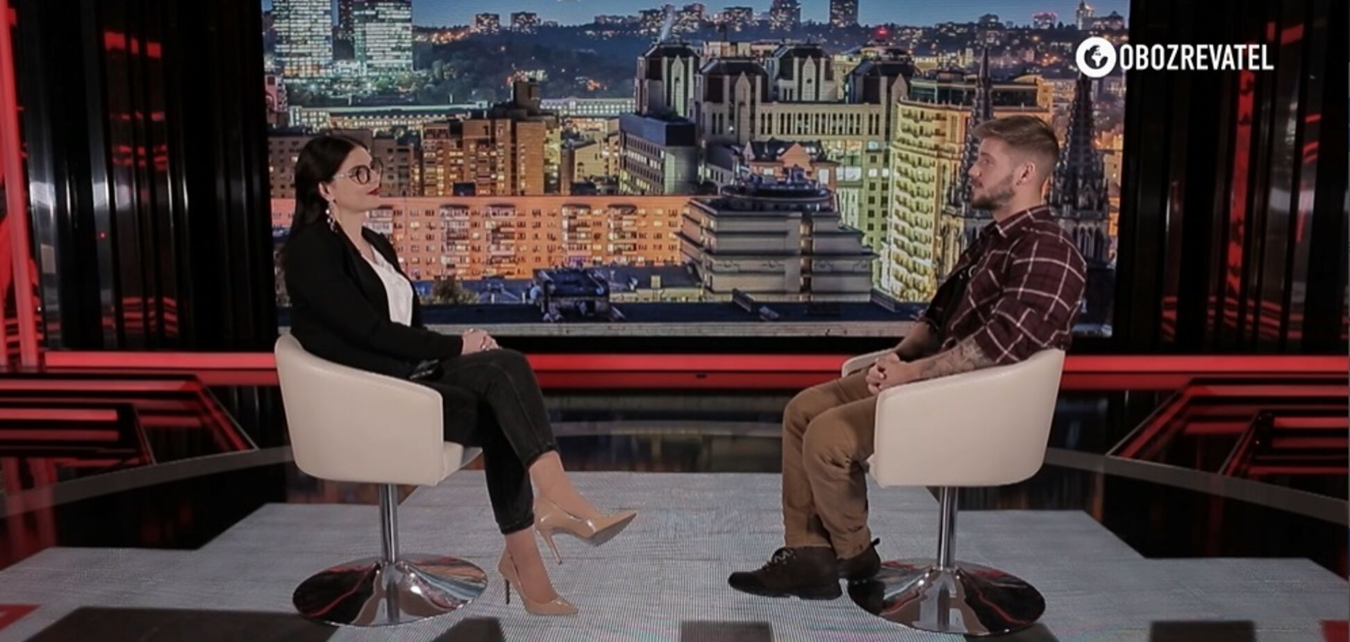 Ананьєв розповів про зрадників в ЗСУ: прем'єра програми OBOZREVATEL