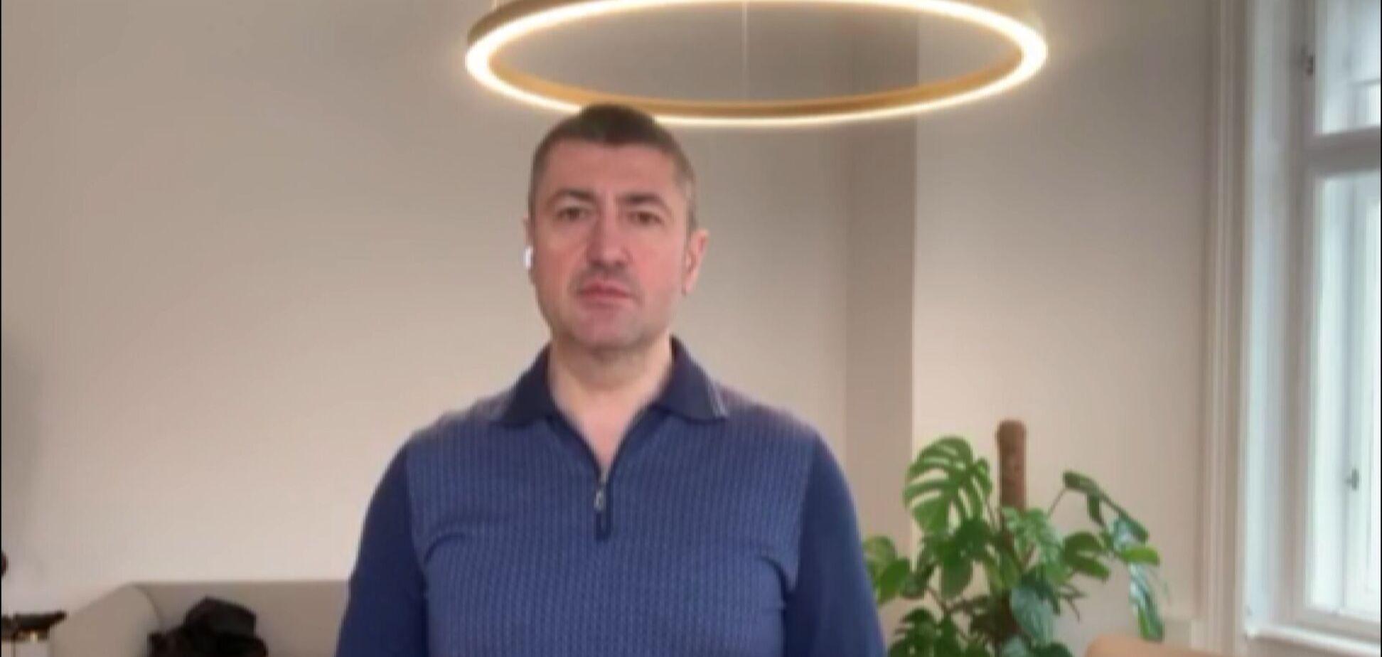 Олег Бахматюк: НАБУ боїться мене допитувати, адже справу доведеться закрити