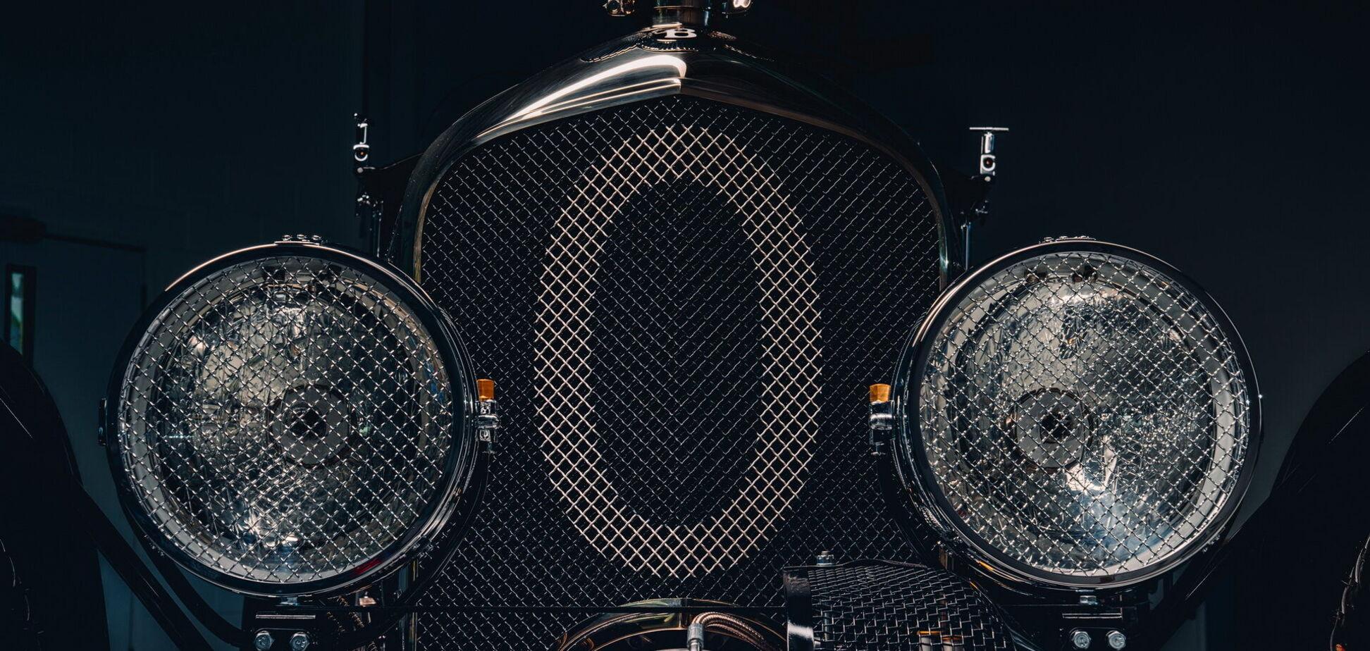 Bentley випустить модель Blower 30-х років
