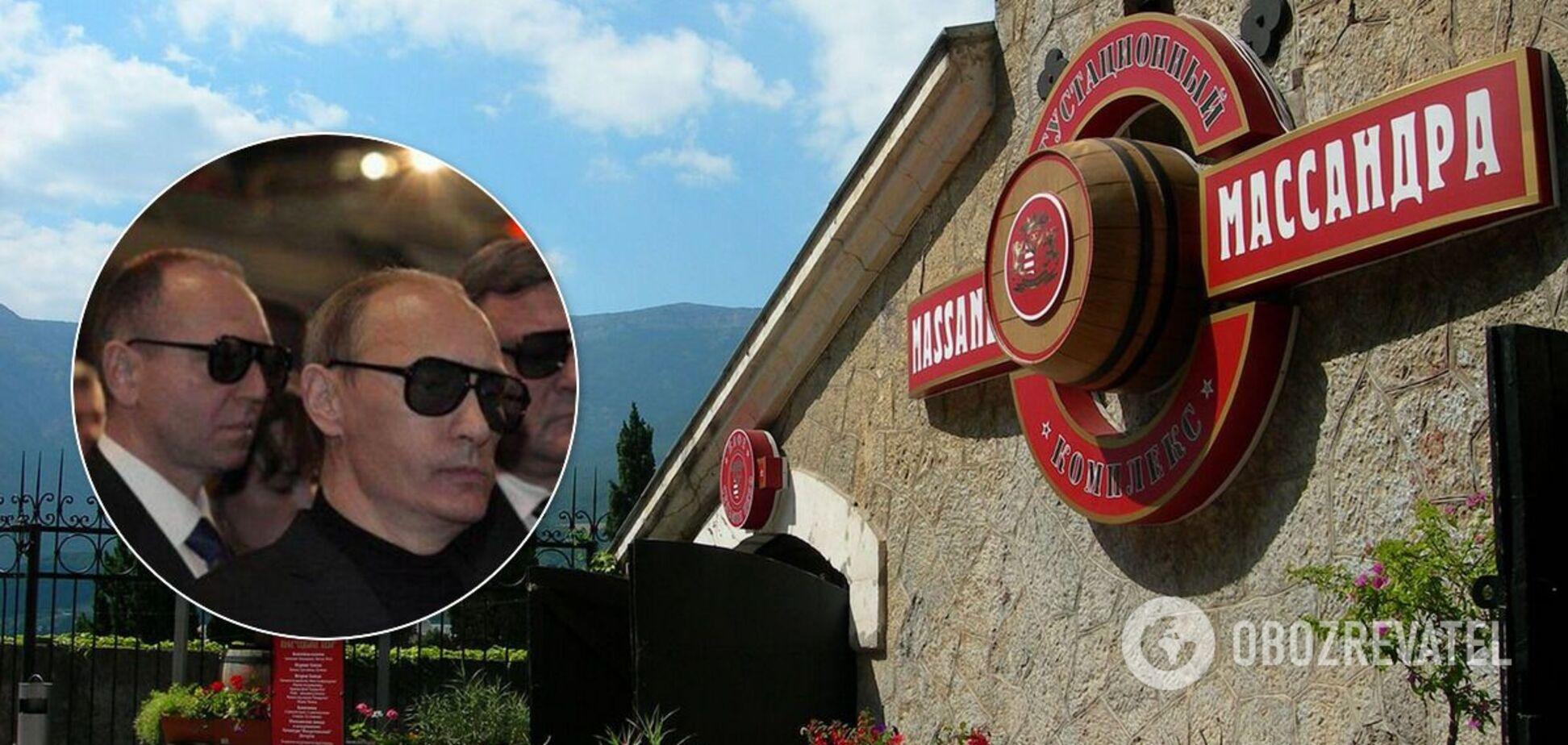 У Криму визнали, що 'Массандра' не зможе продати старовинну колекцію вина