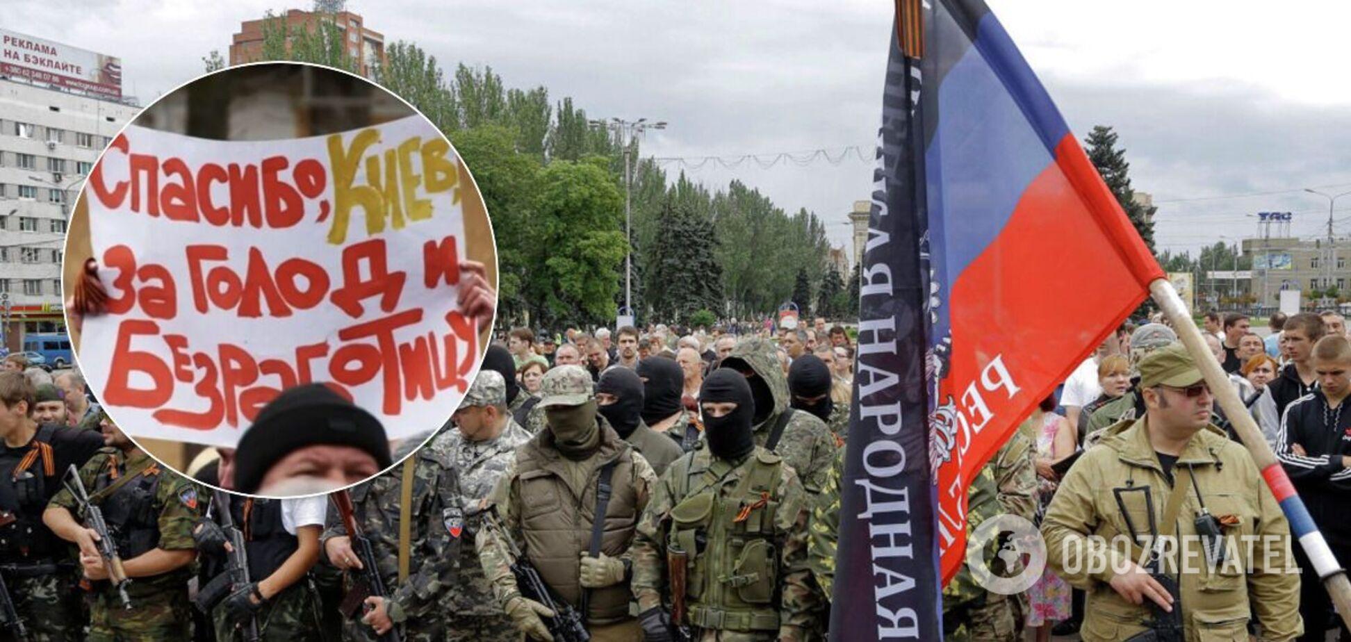 Из 'ДНР' массово бегут квалифицированные работники, – Казанский о 'русском мире' на Донбассе