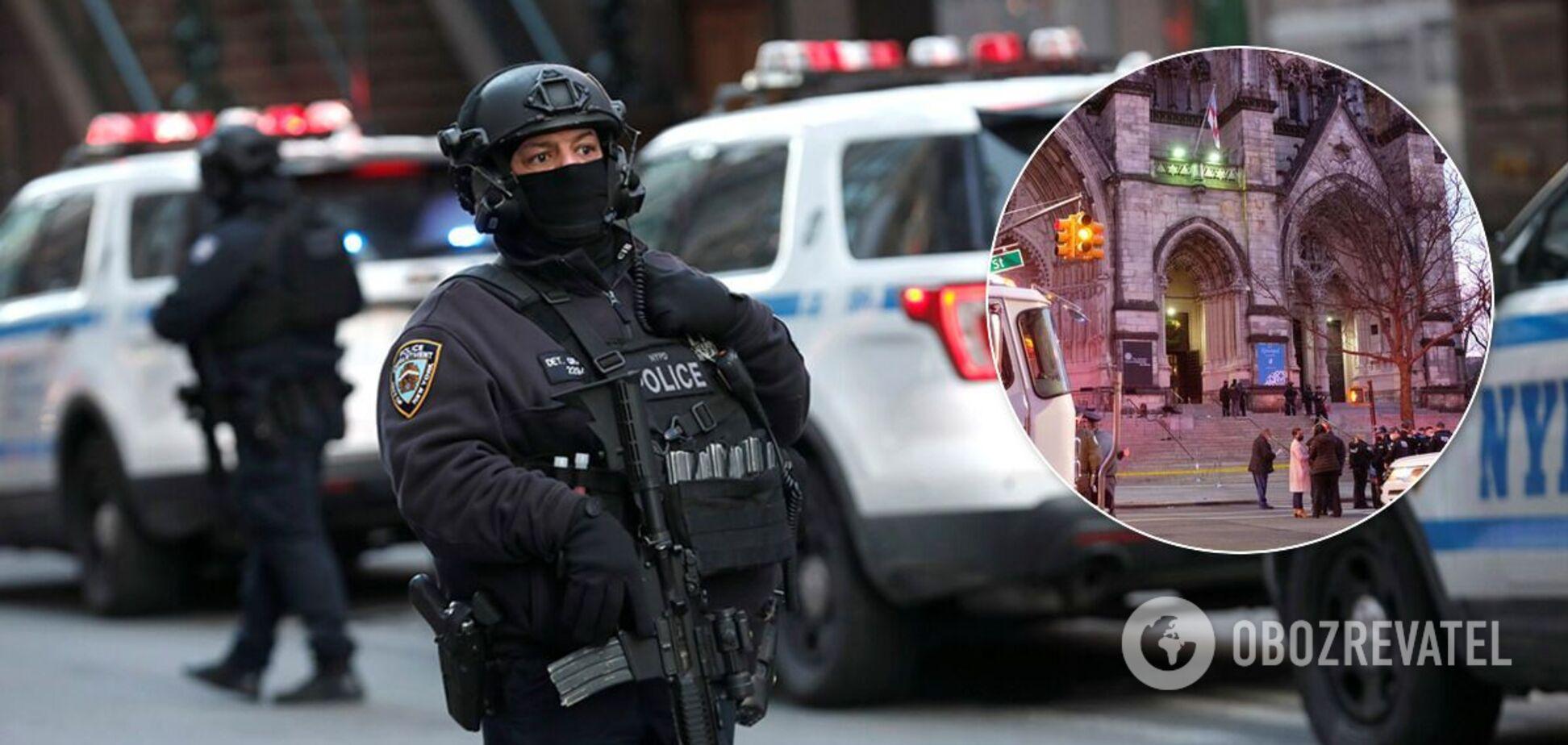 У Нью-Йорку у церкві сталася стрілянина