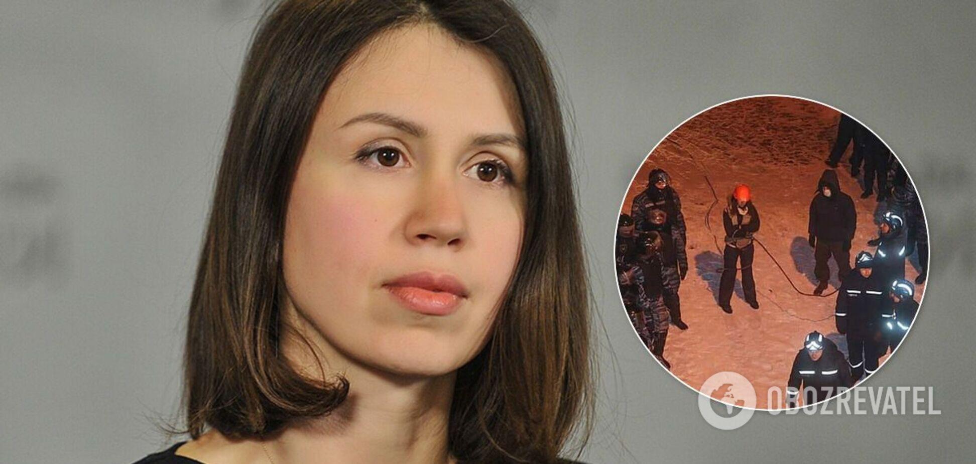 Черновол заявила, что ГБР вручит ей обвинение за участие в Революции Достоинства