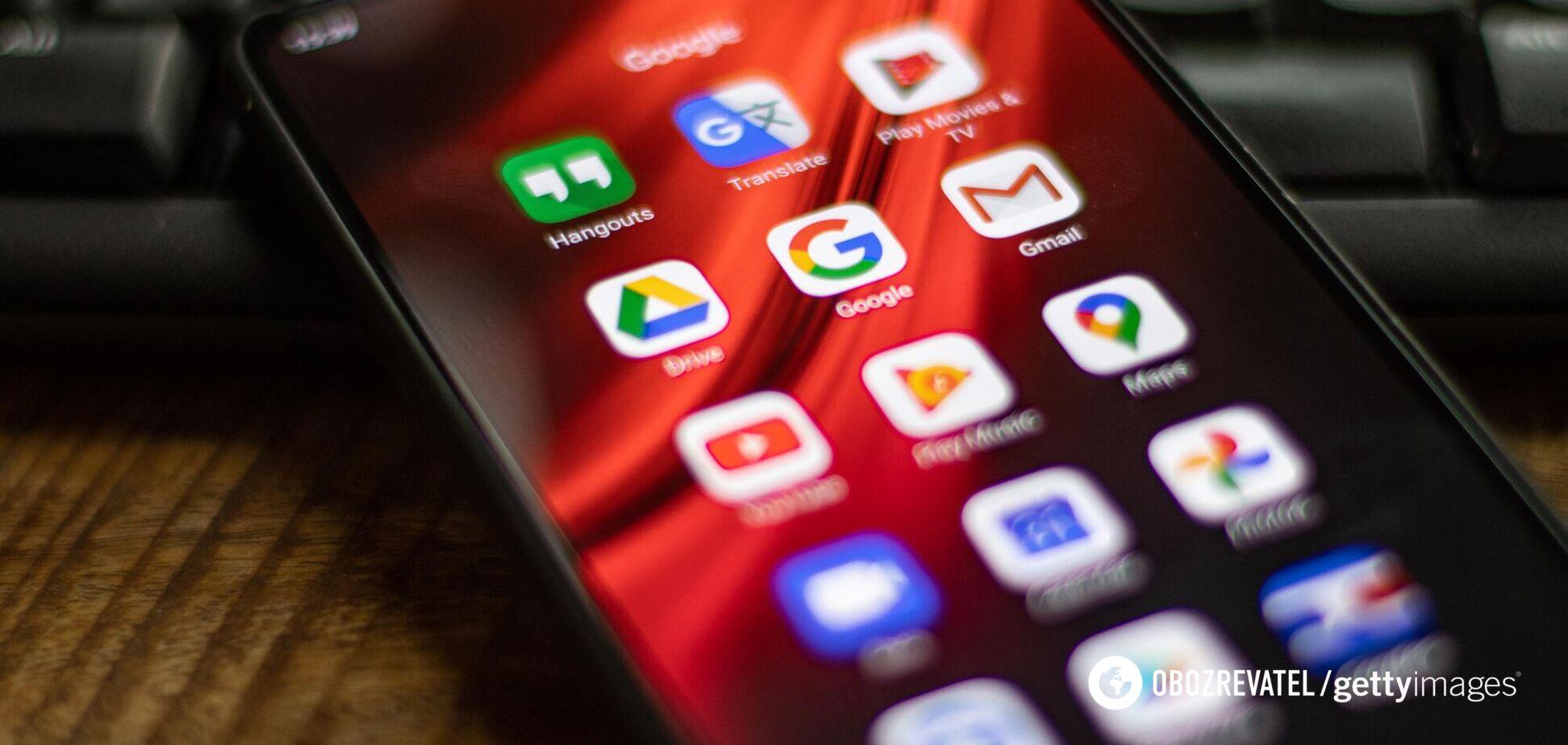 Відзначалися перебої в роботі YouTube, Gmail і пошуку