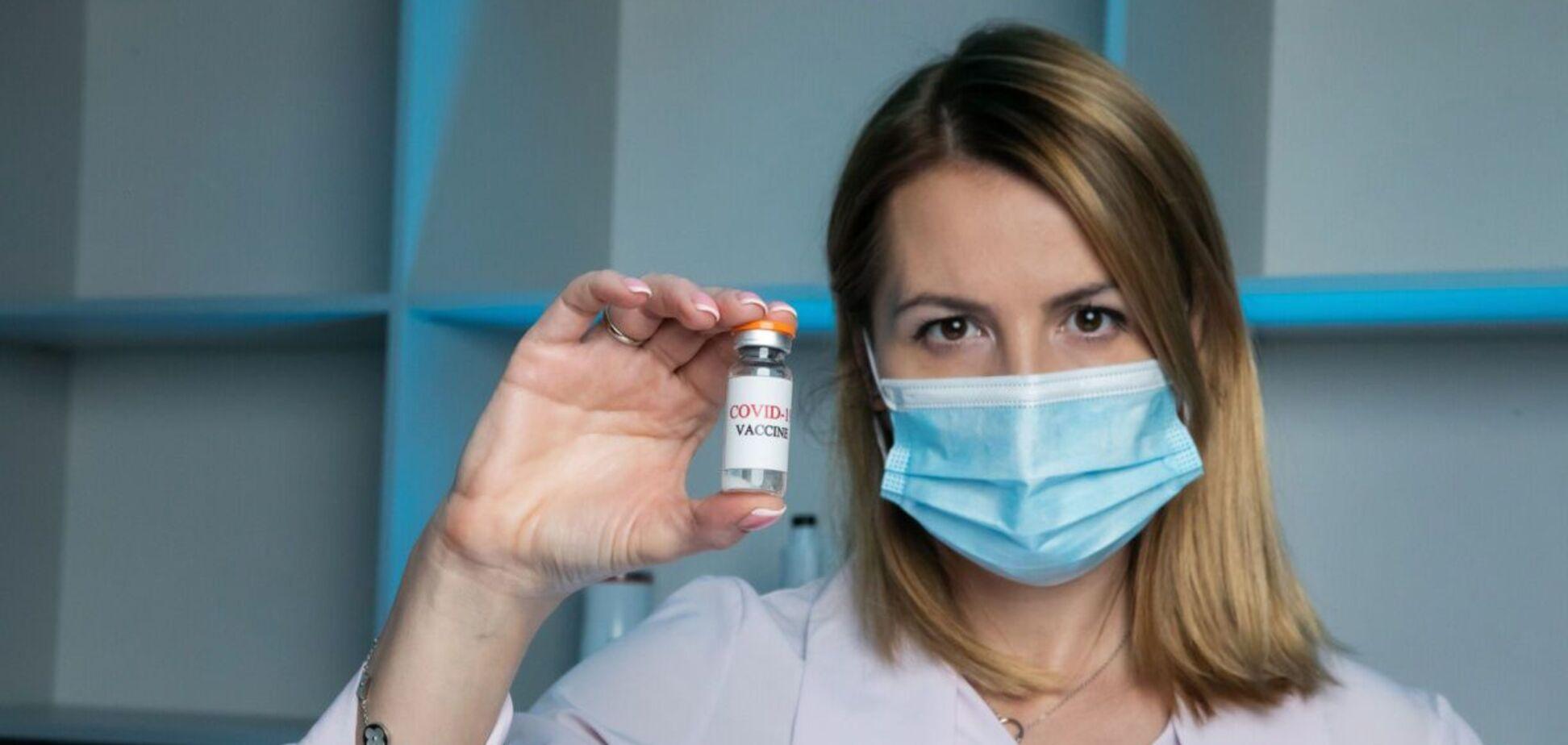 'Голос' презентував Національний план масової вакцинації українців від COVID-19