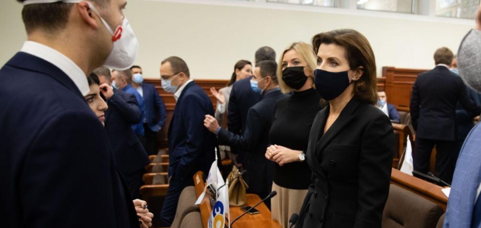 Фракция 'ЕС' в Киевсовете инициировала бесплатное вакцинирование медиков и учителей