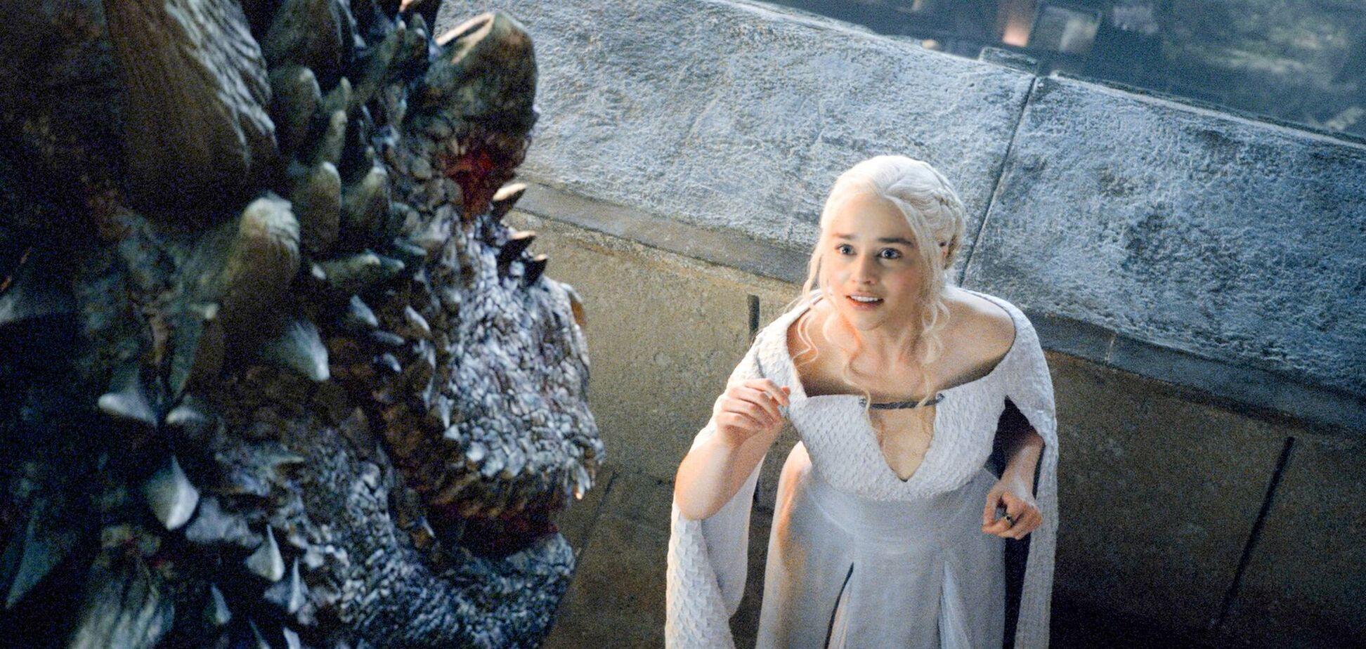 Кадр із серіалу 'Гра престолів'