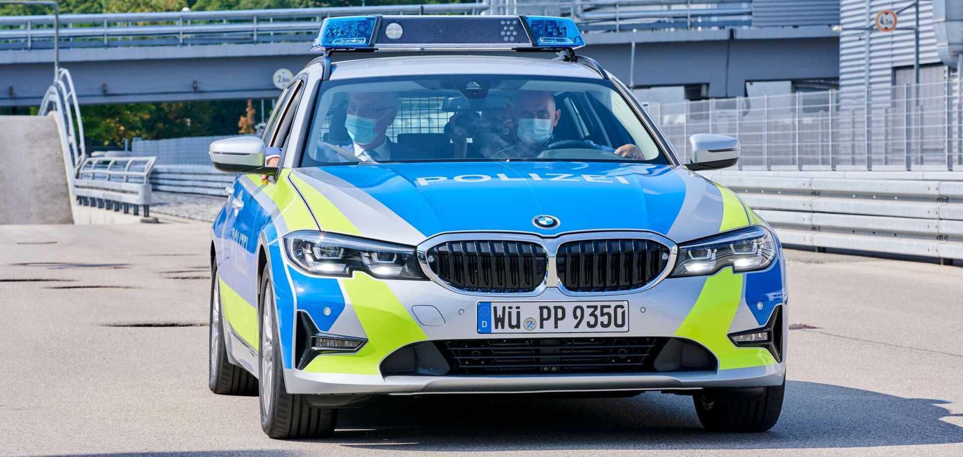 Поліція зловила німця, який 40 років керував машиною без водійських прав
