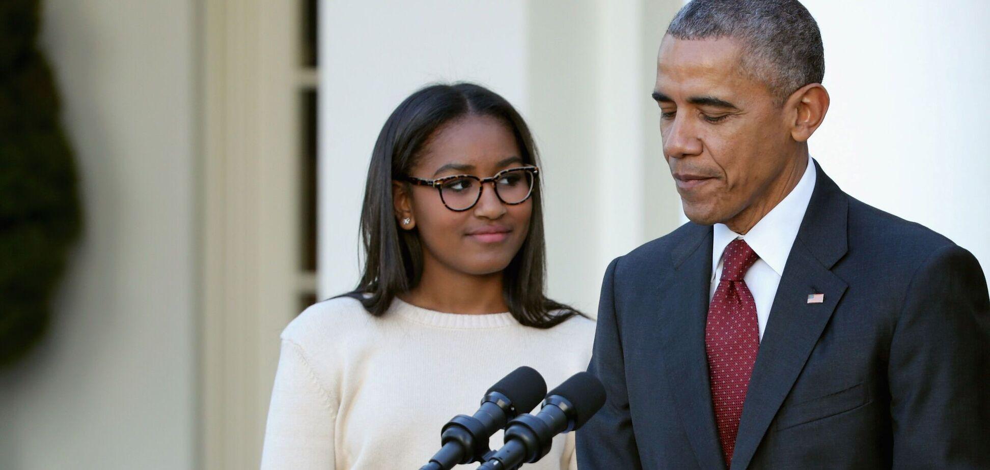 У мережі виникли суперечки через відверте фото доньки Обами