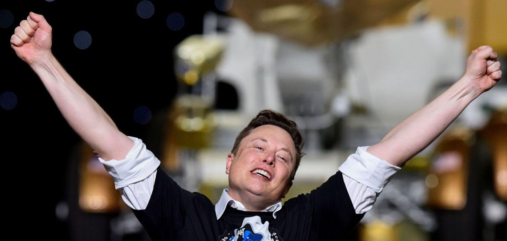 Маск одним твитом в разы взвинтил стоимость криптовалюты MarsCoin