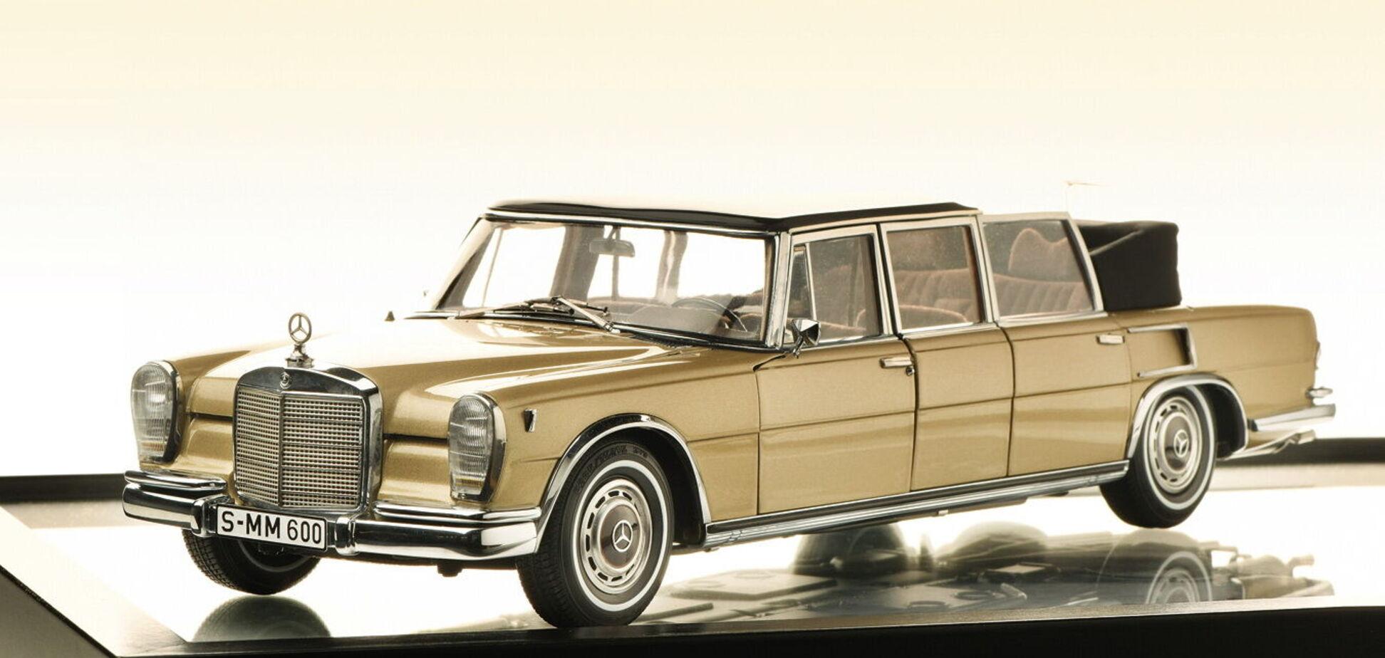 Автомобили Mercedes-Benz получили 8 наград конкурса 'Модель года'