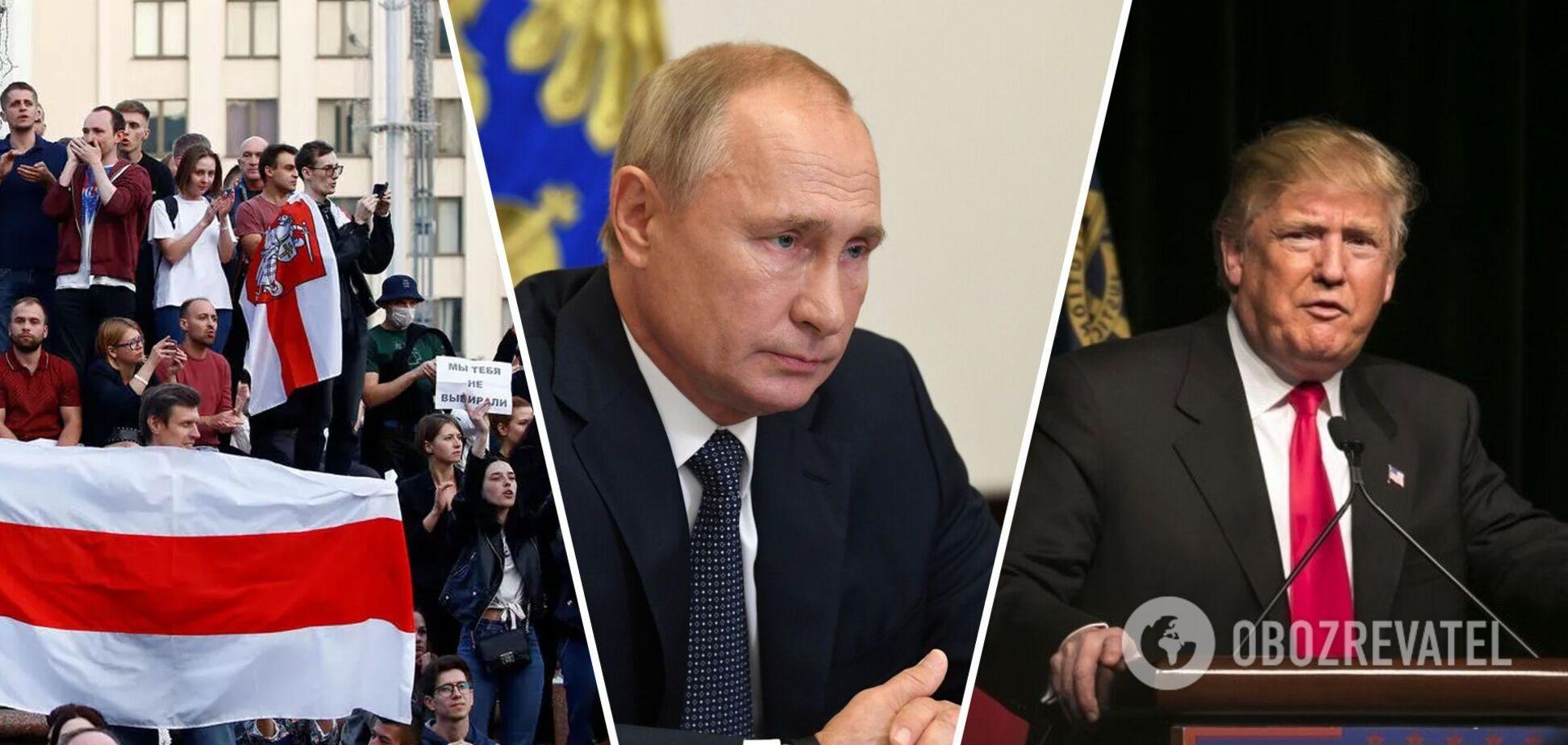 Каспаров: Росія втрачає свій вплив, 2020 виявився вкрай невдалим для Путіна. Інтерв'ю