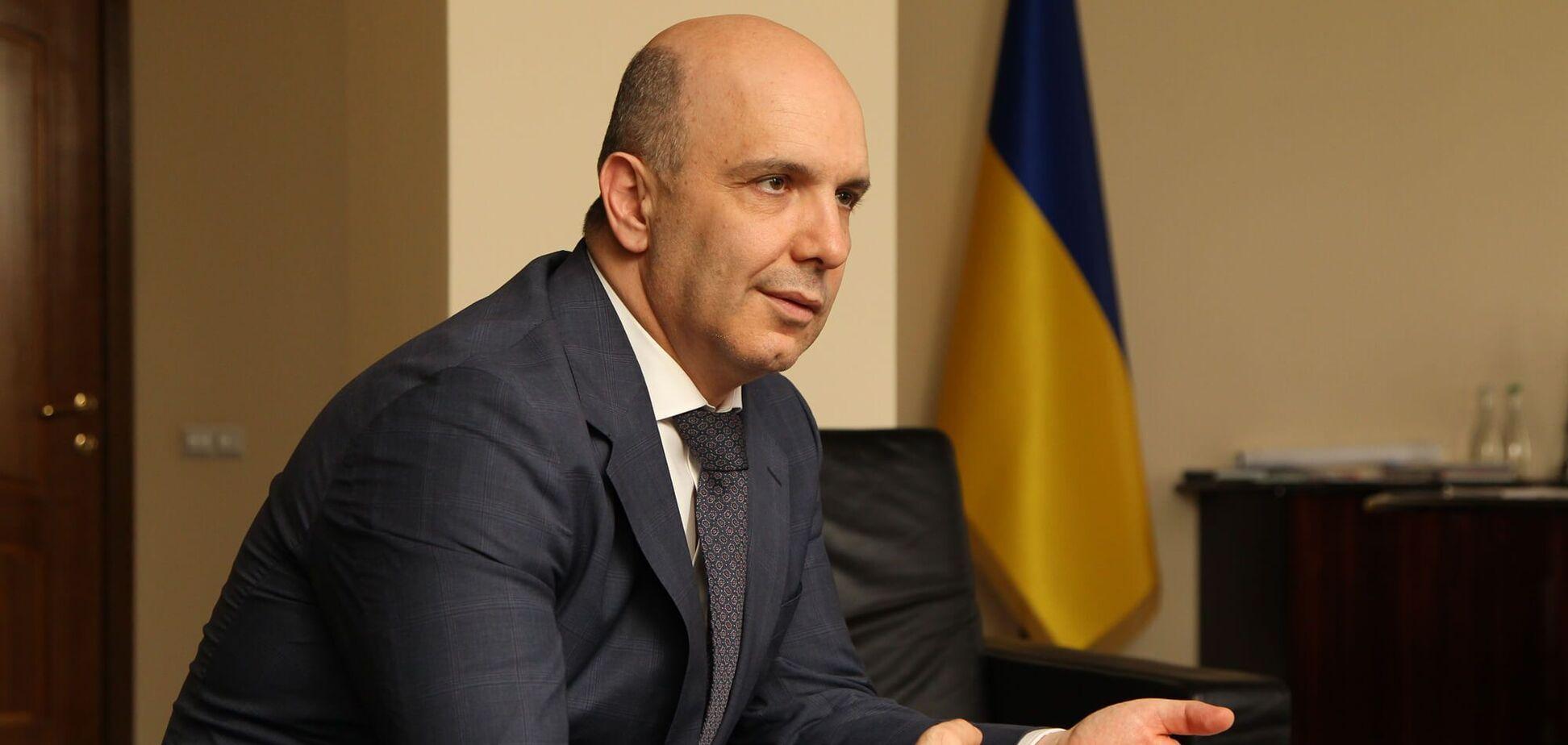 'Слуги народа' не дали Шмыгалю уволить Абрамовского