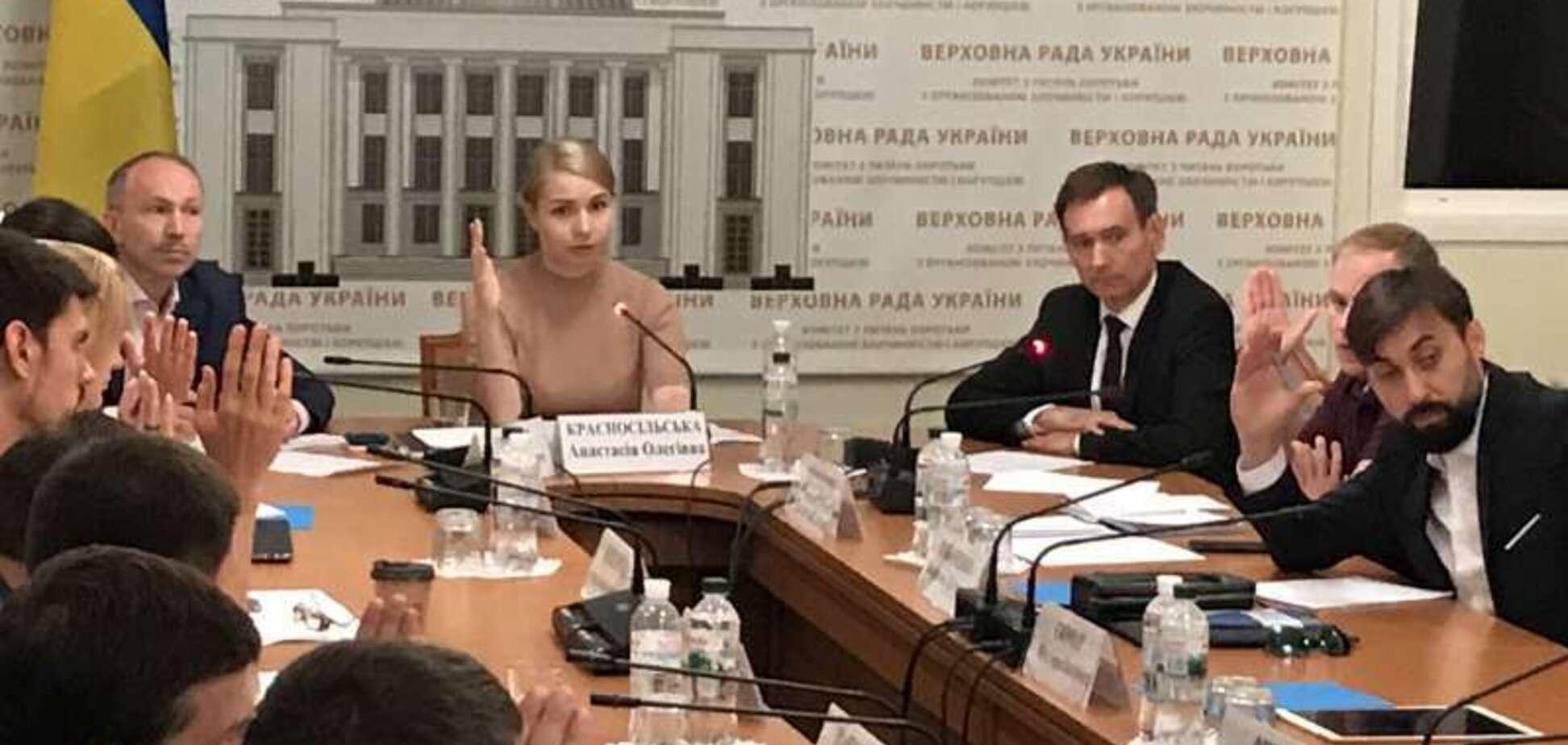 Комітет з питань антикорупційної політики