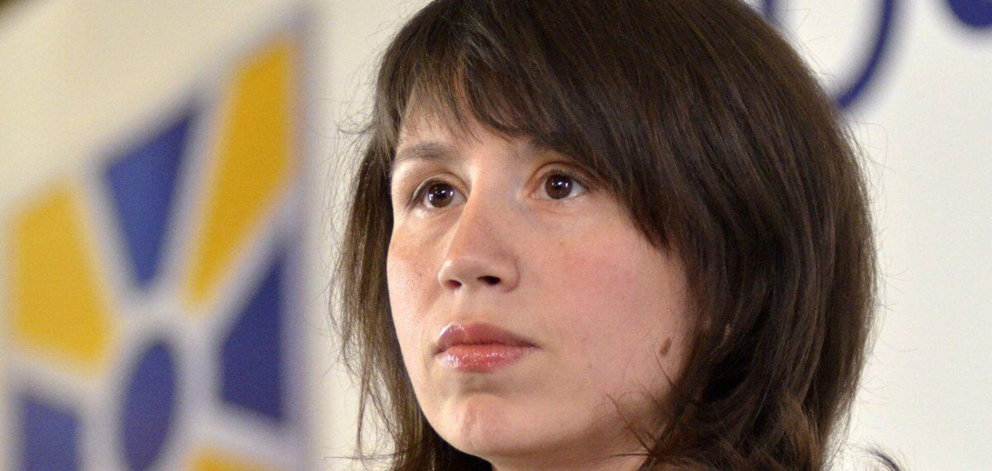 ГБР вручило Черновол подозрение в убийстве на Майдане. Документ
