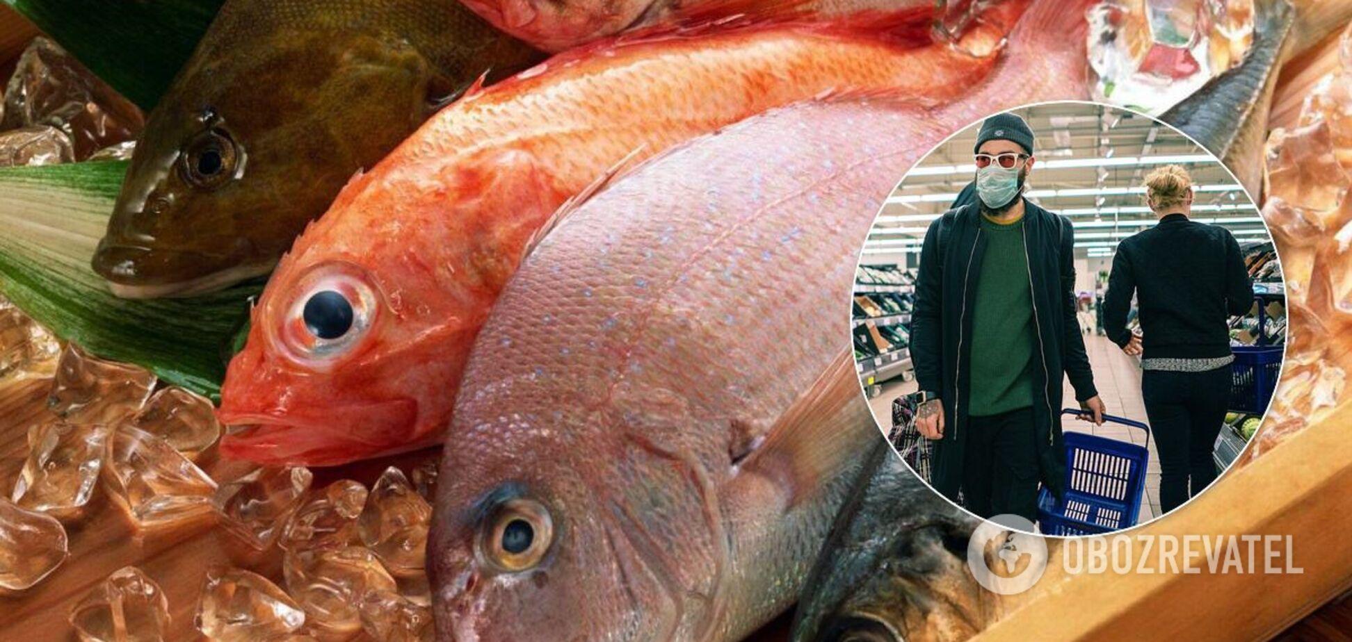 Прострочену рибу продають в кожному українському магазині – Союз споживачів