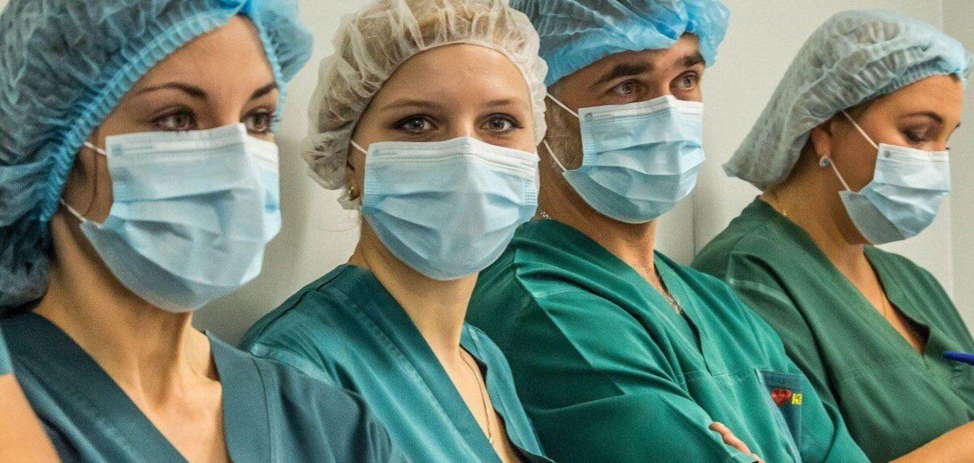 Медики вимагають обіцяного підвищення зарплат