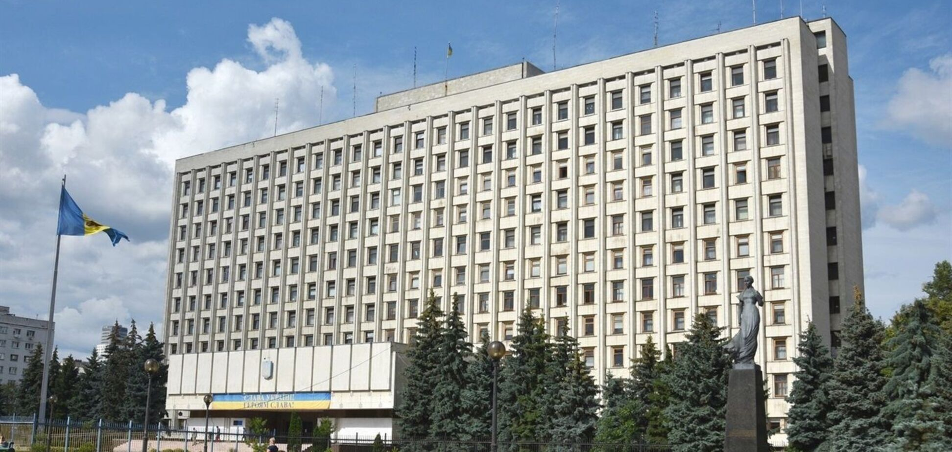 'Широка коаліція' у Київській обласній раді встановлює диктатуру