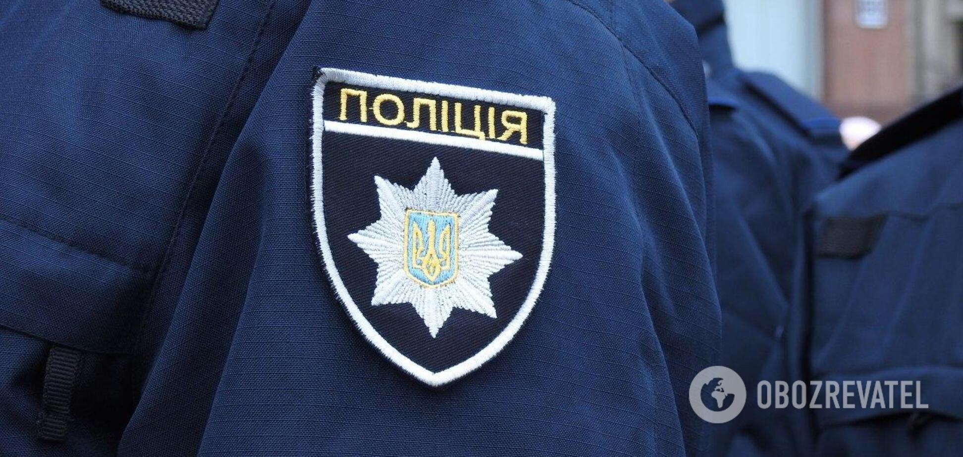 У Києві замінували Національну службу здоров'я України