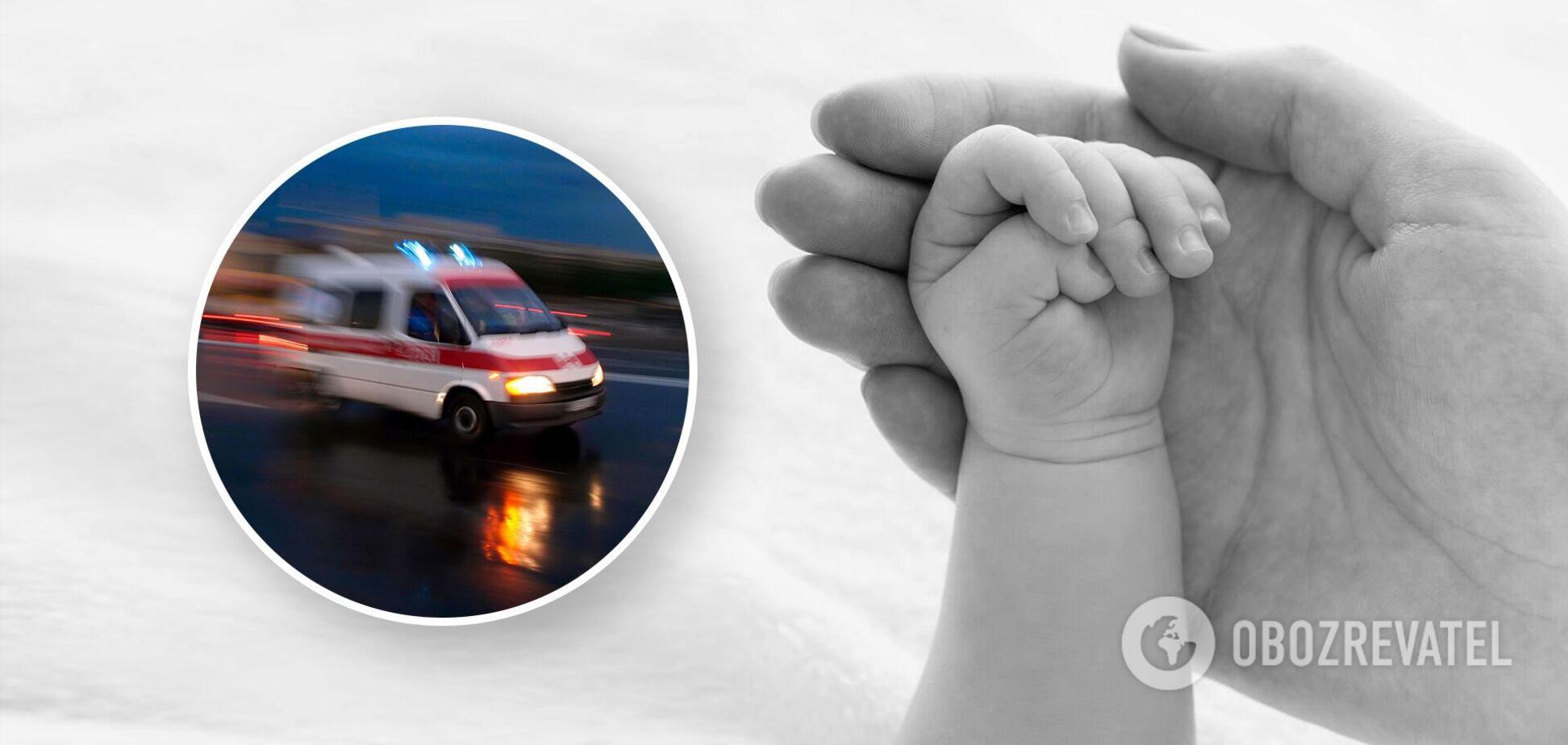 'Дочка стукала в двері лікарні, ніхто не відчиняв': подробиці загибелі однорічної дитини на Тернопільщині