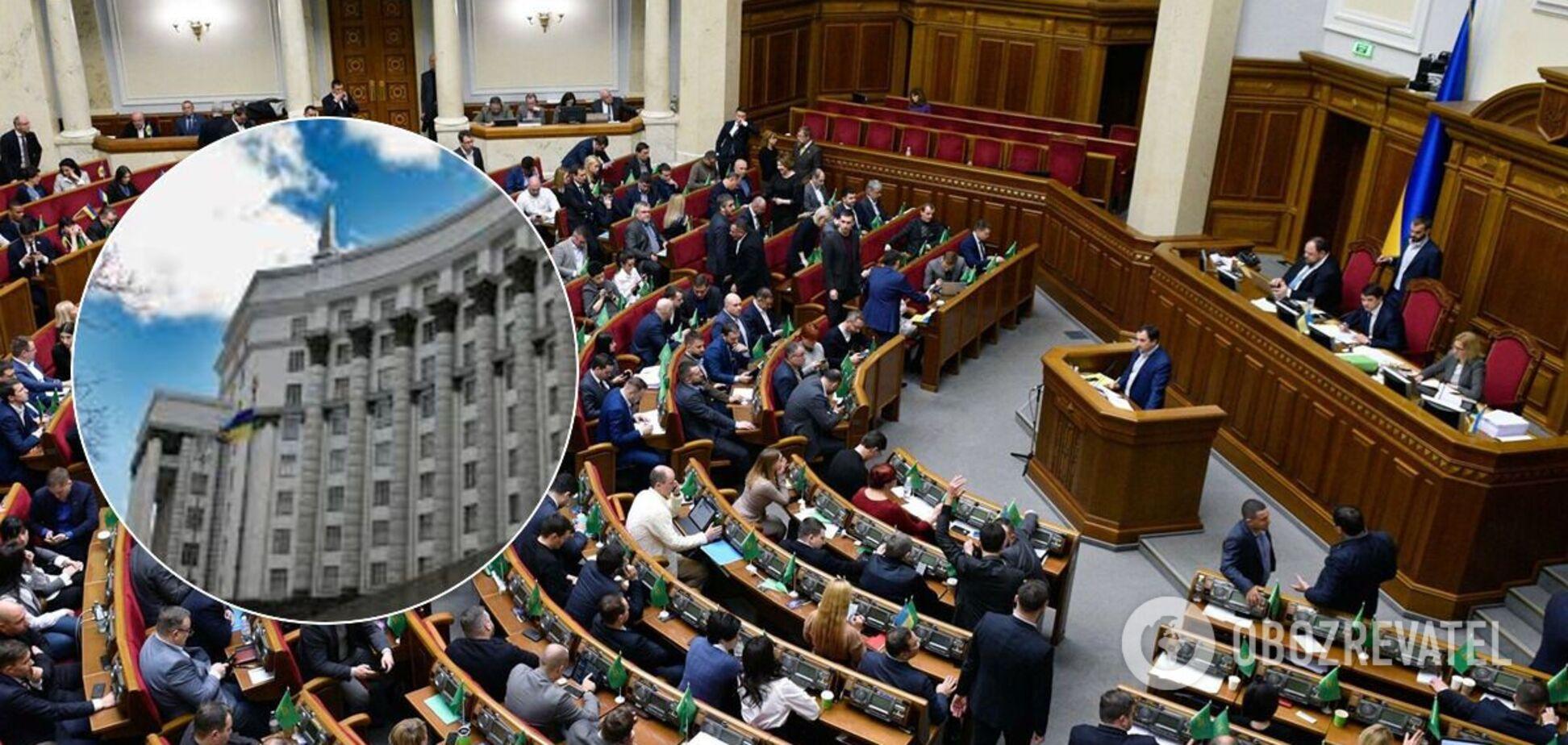 Рада звільнила міністра та позбулася одного нардепа: головні рішення 16 грудня