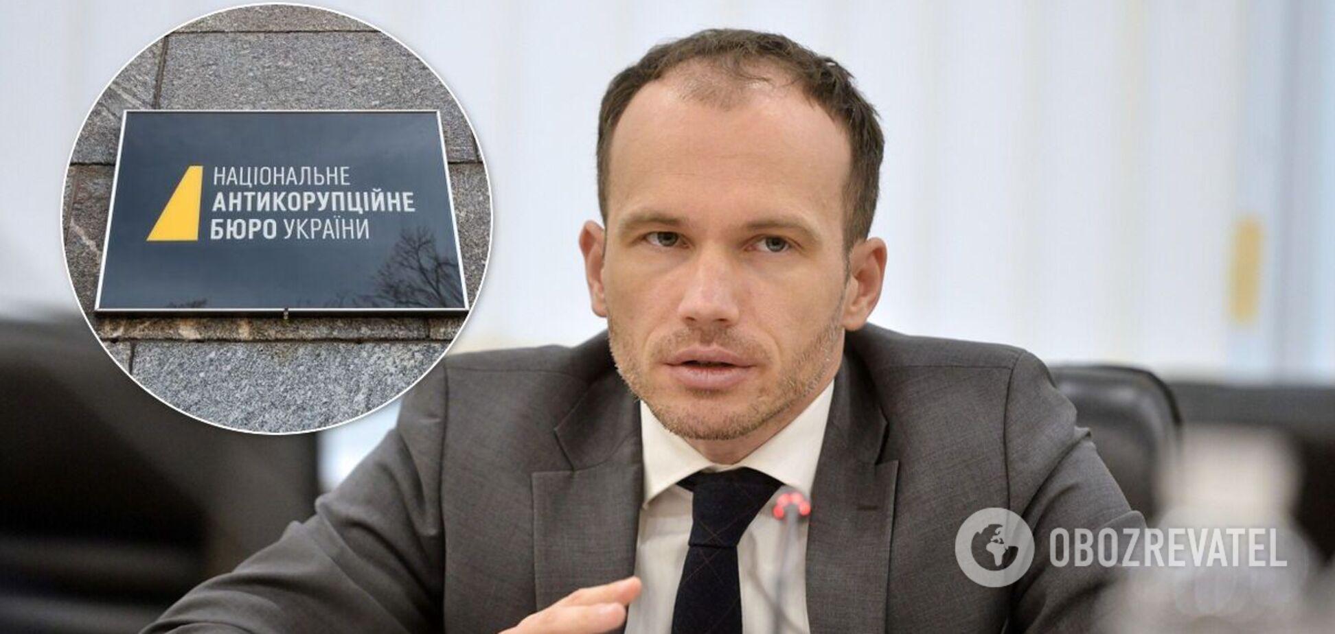 Малюська: решение КСУ по НАБУ вступило в силу, но Сытник остается на должности